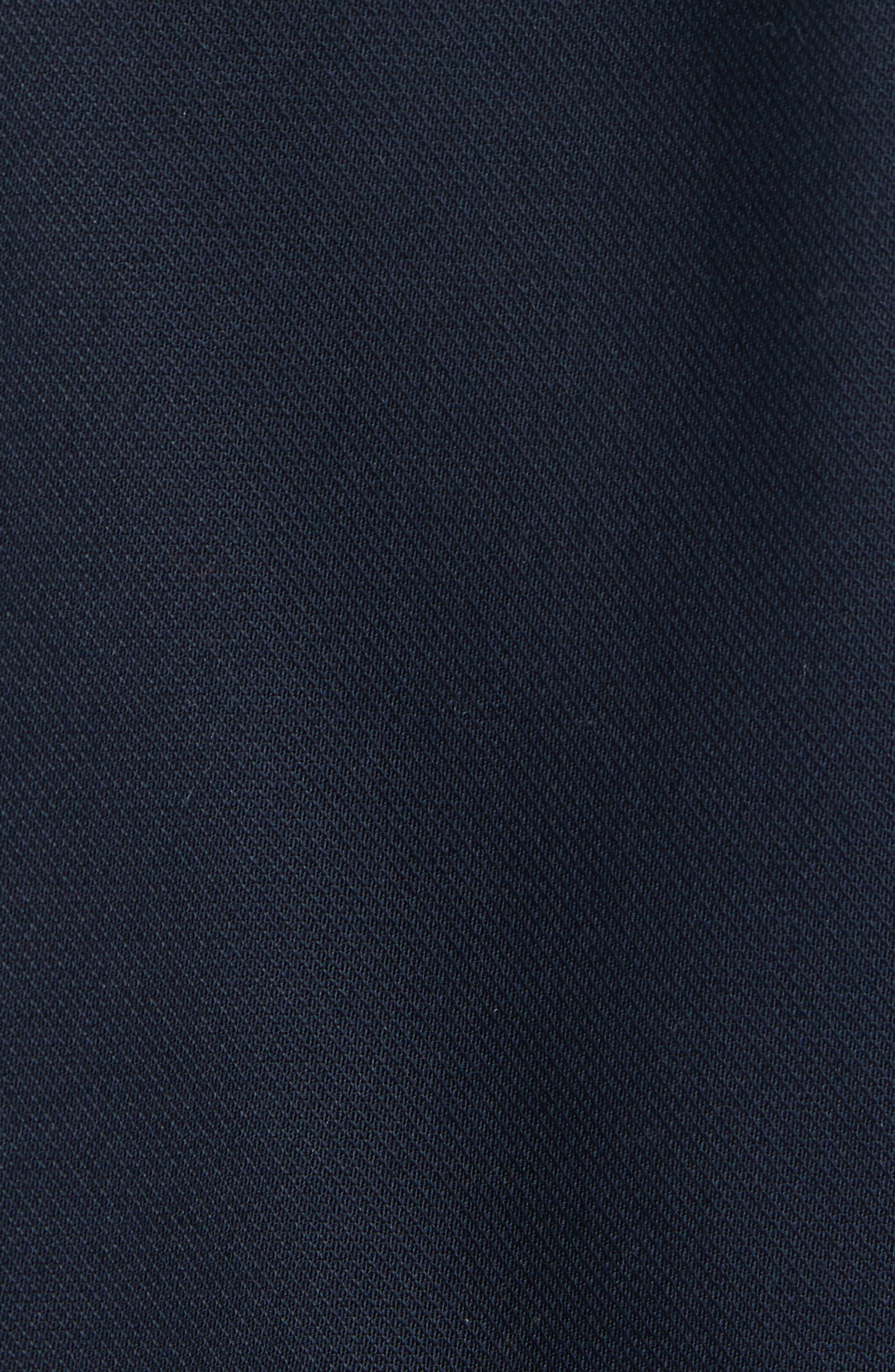 Rye Stretch Cotton Jacket,                             Alternate thumbnail 5, color,                             Eclipse