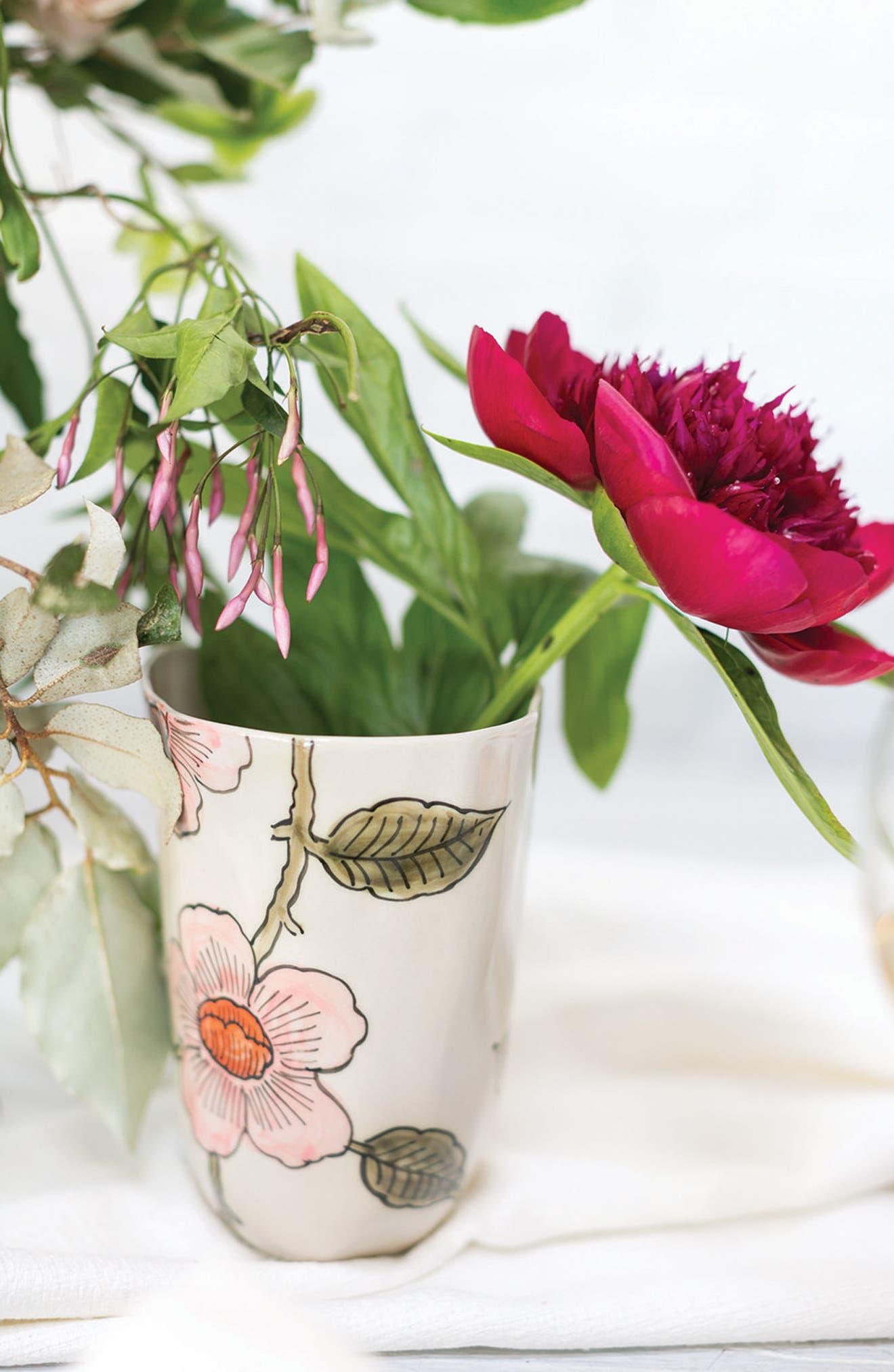 Little Daisy Vase,                             Alternate thumbnail 2, color,