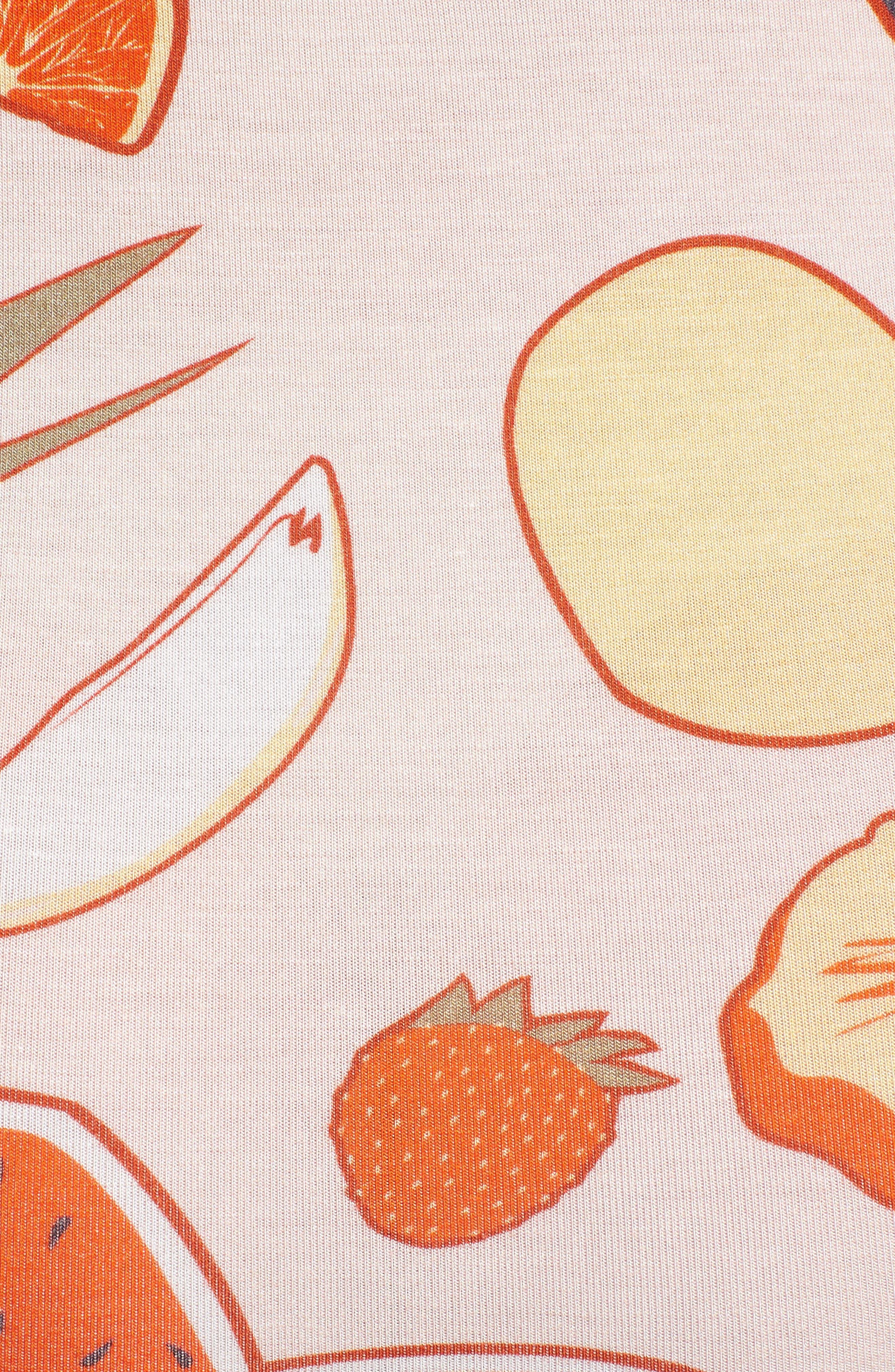 Songbird Bodysuit,                             Alternate thumbnail 3, color,                             Tender Peach Multi