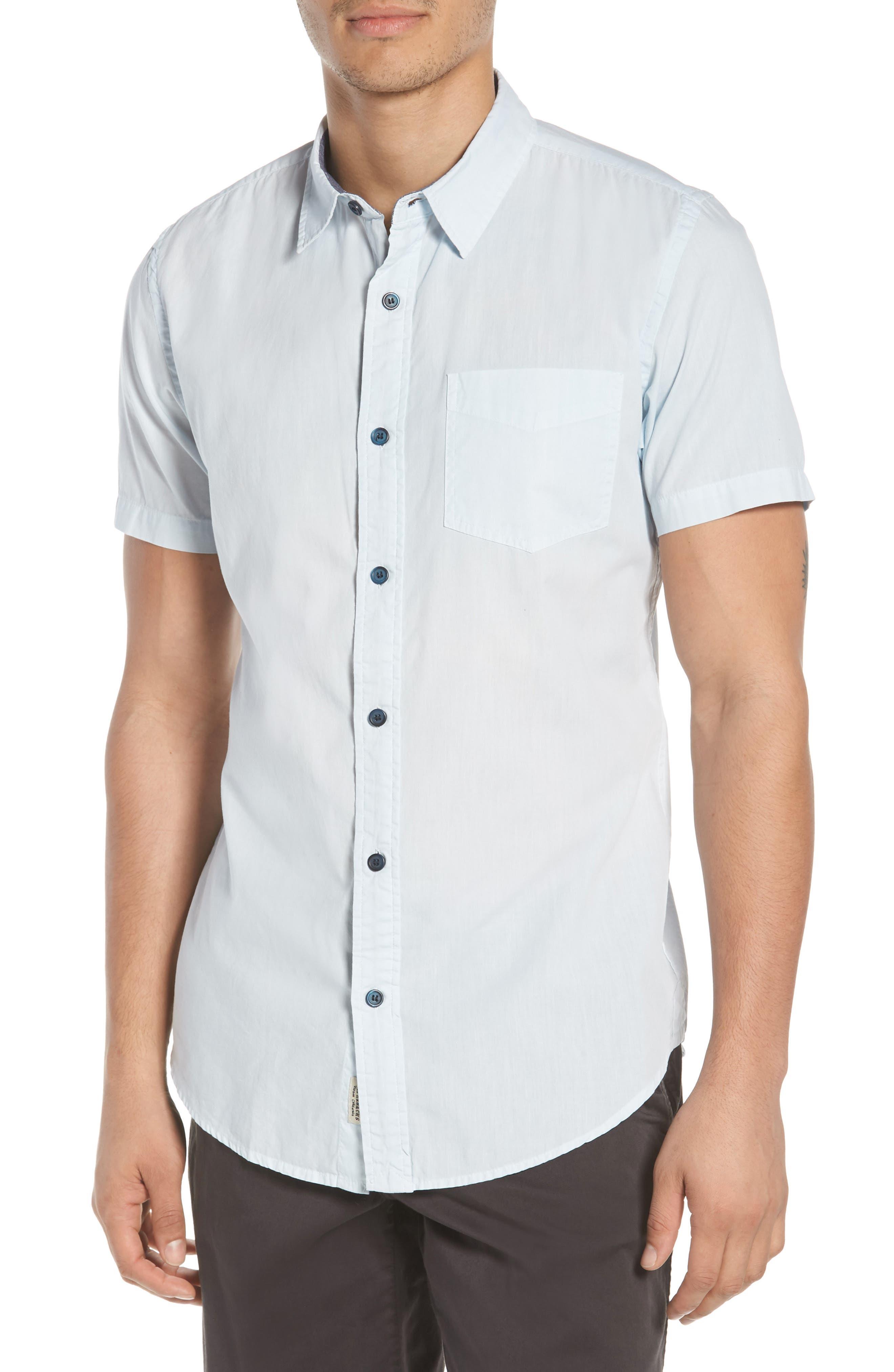 Original Paperbacks 'Torino' Short Sleeve Woven Shirt