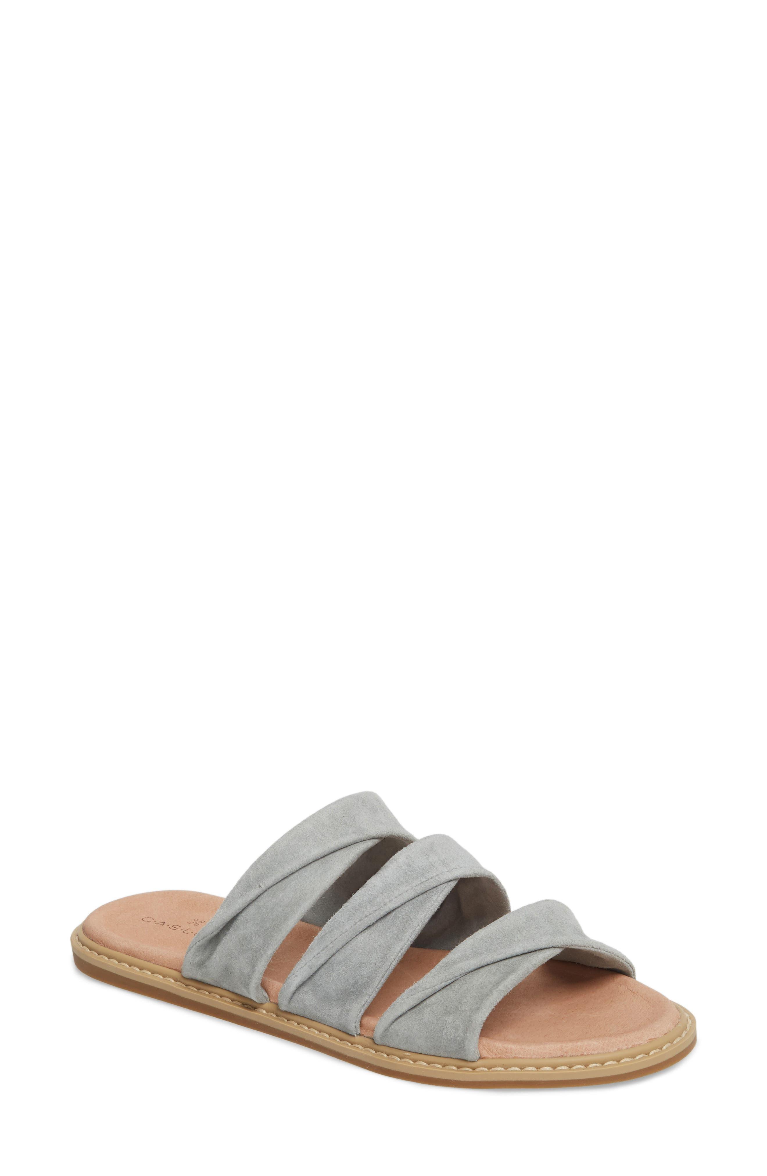 Caslon® Cooper Slide Sandal (Women)