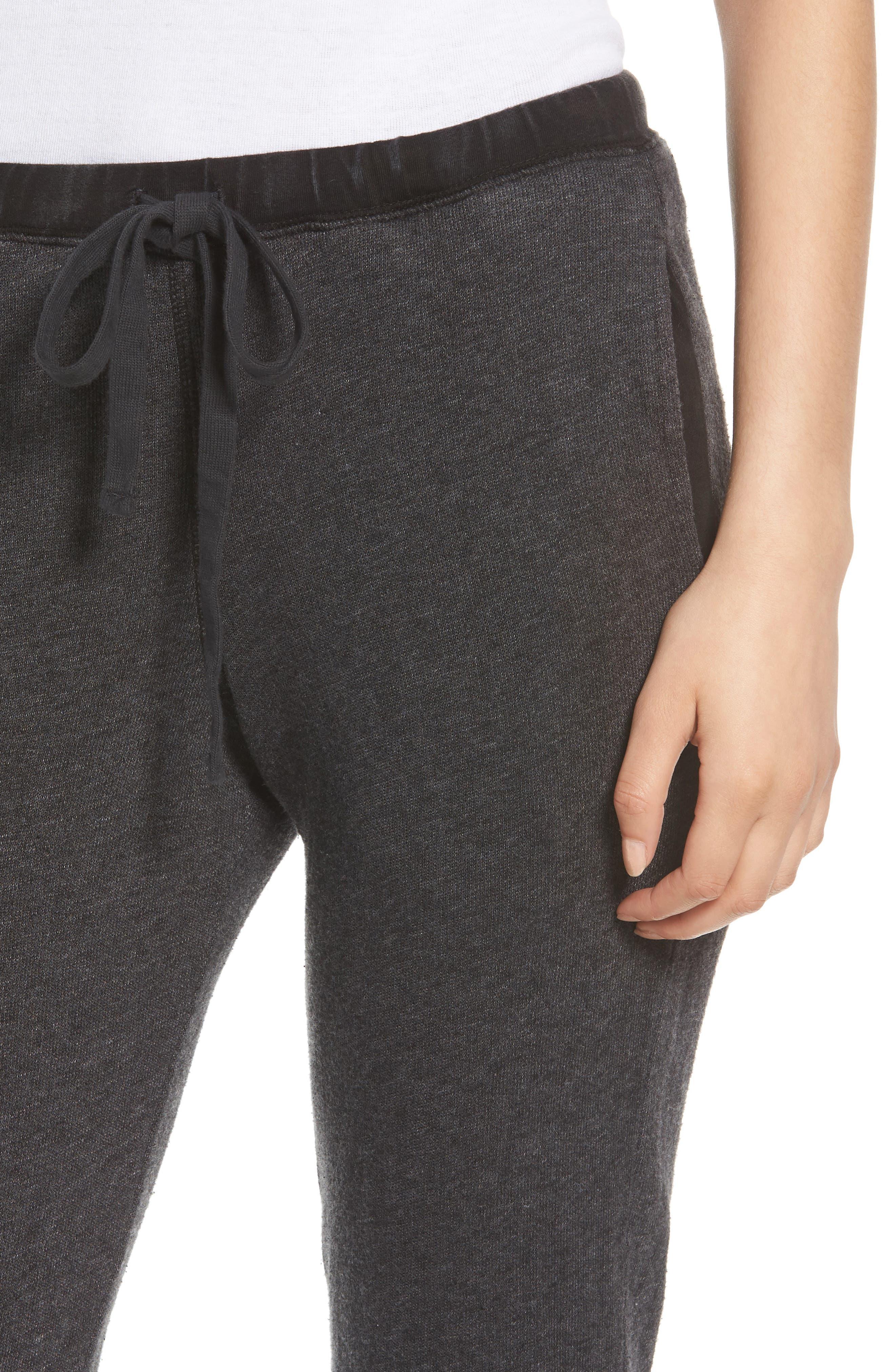 Kiama Lounge Pants,                             Alternate thumbnail 4, color,                             Mw Black