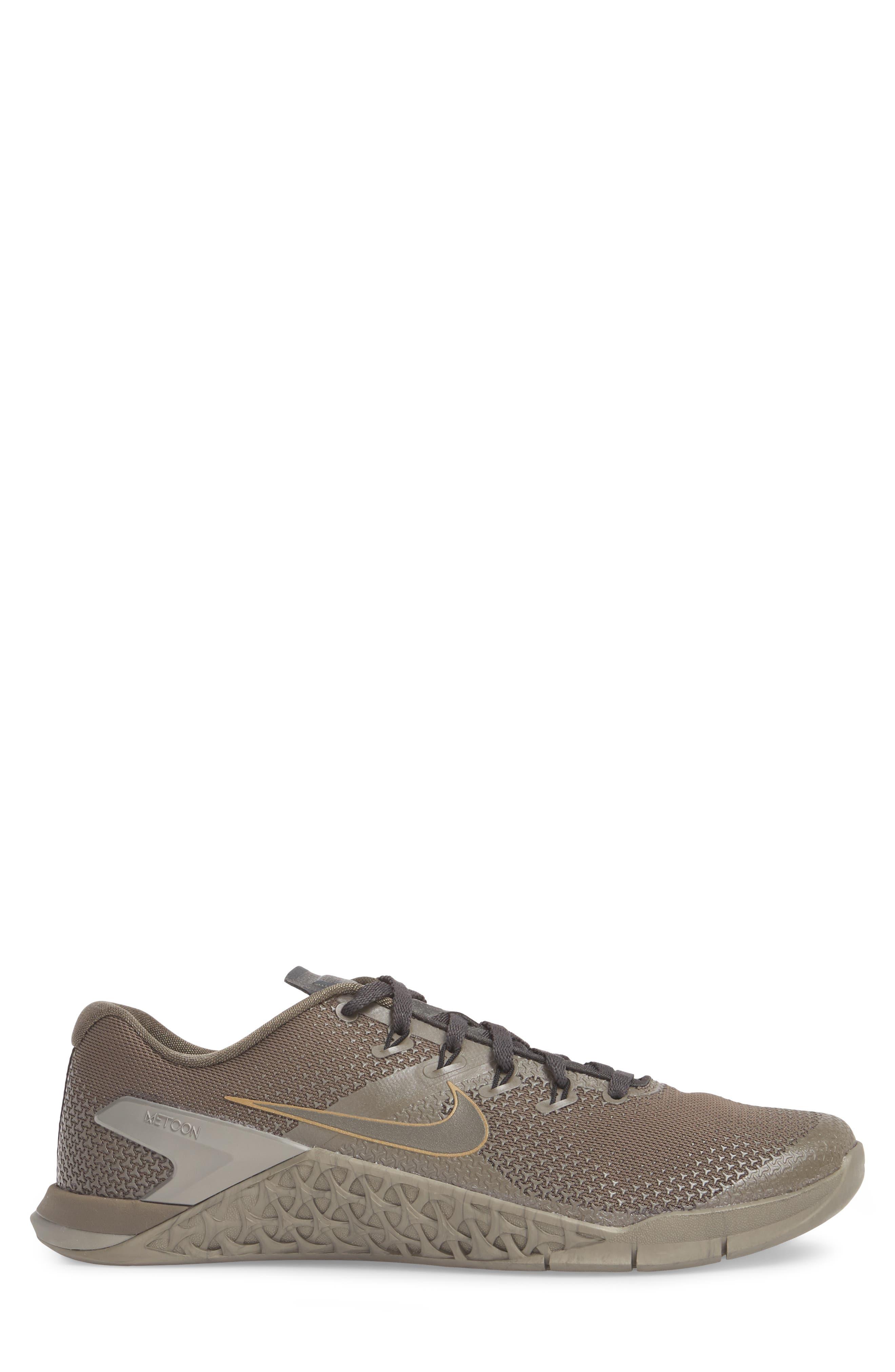 Metcon 4 Viking Quest Training Shoe,                             Alternate thumbnail 3, color,                             Ridgerock/ Pewter/ Anthracite