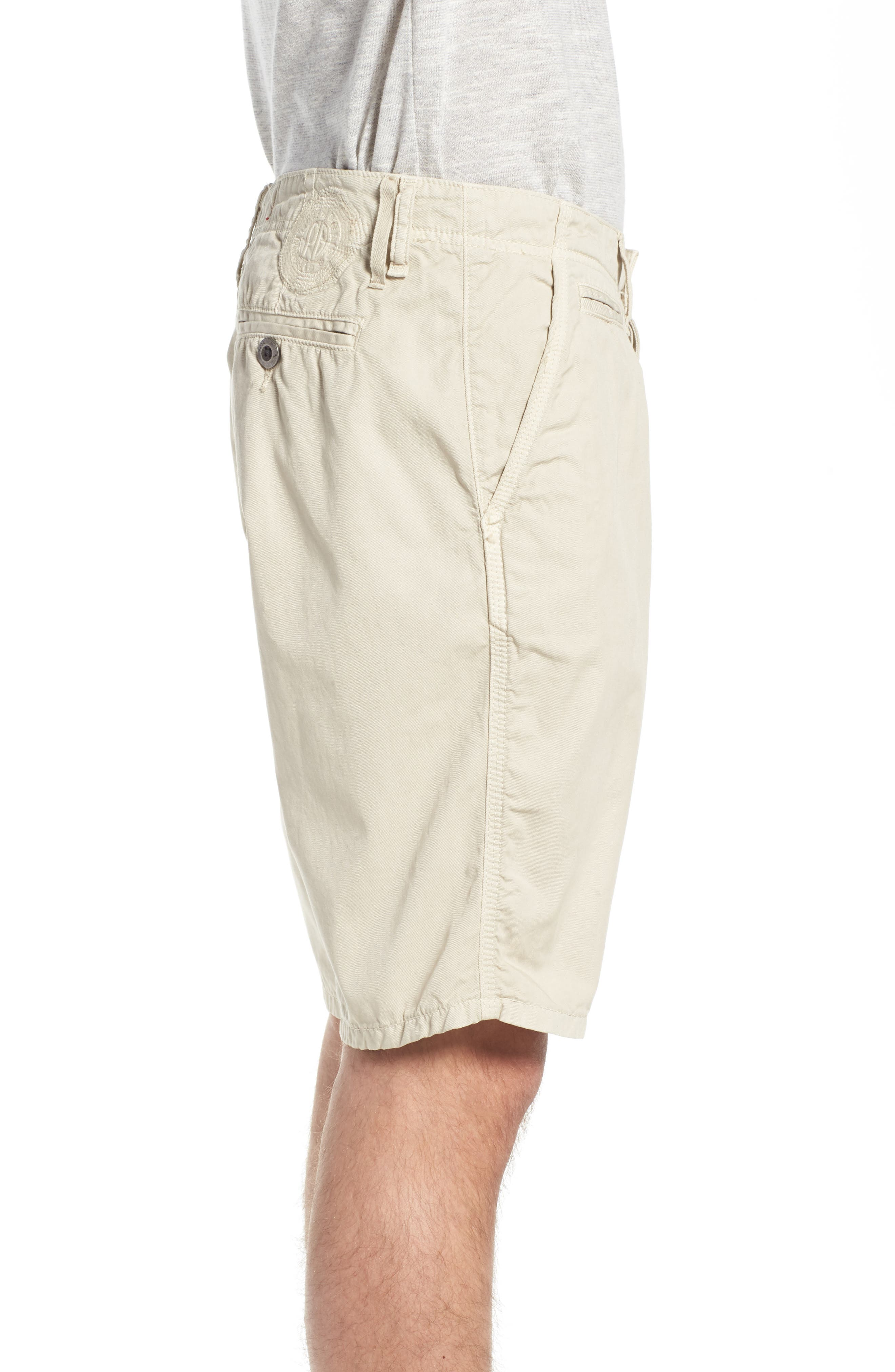 'Napa' Chino Shorts,                             Alternate thumbnail 3, color,                             String