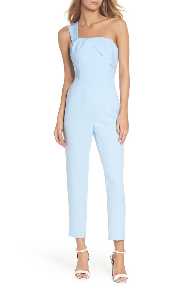 Adria One-Shoulder Jumpsuit