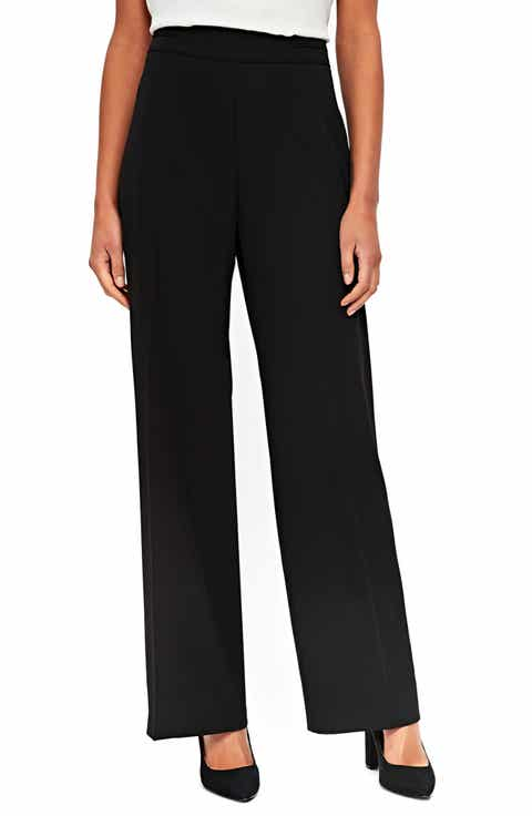Wallis Wide Leg Knit Trousers