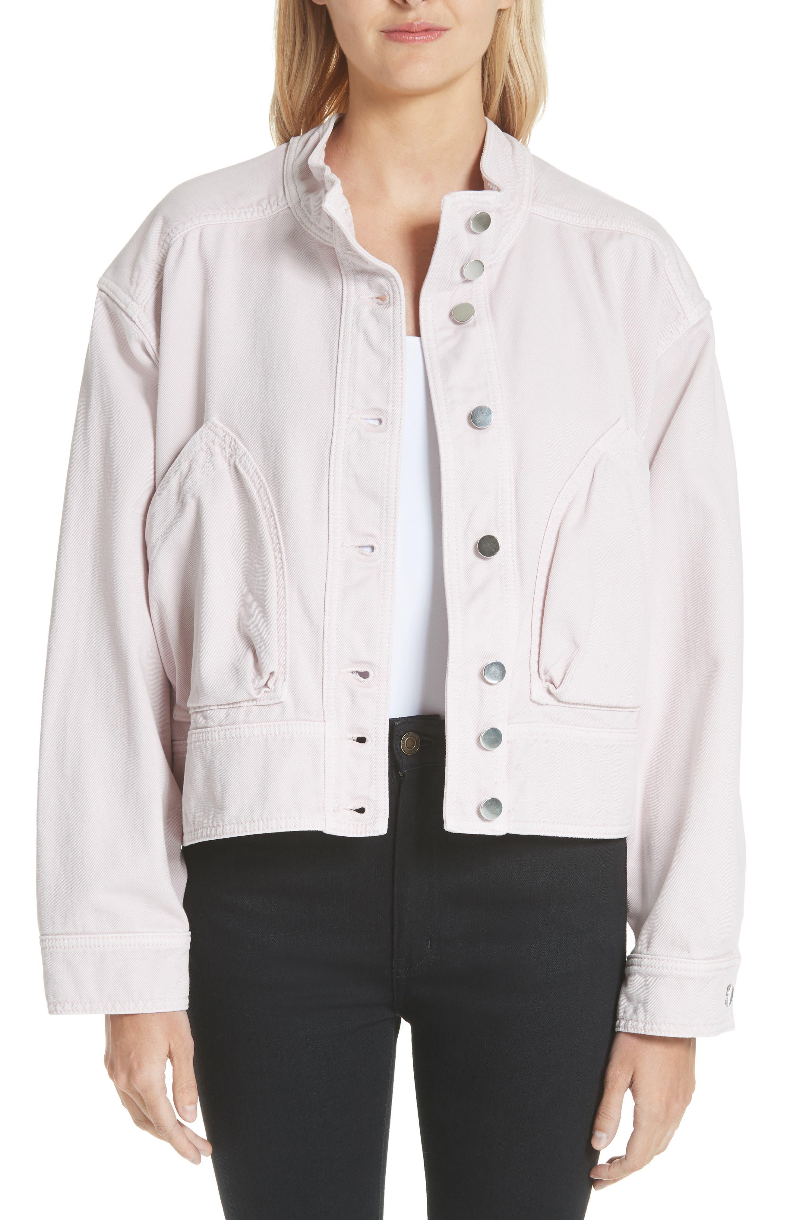 Valentino Dyed Denim Jacket