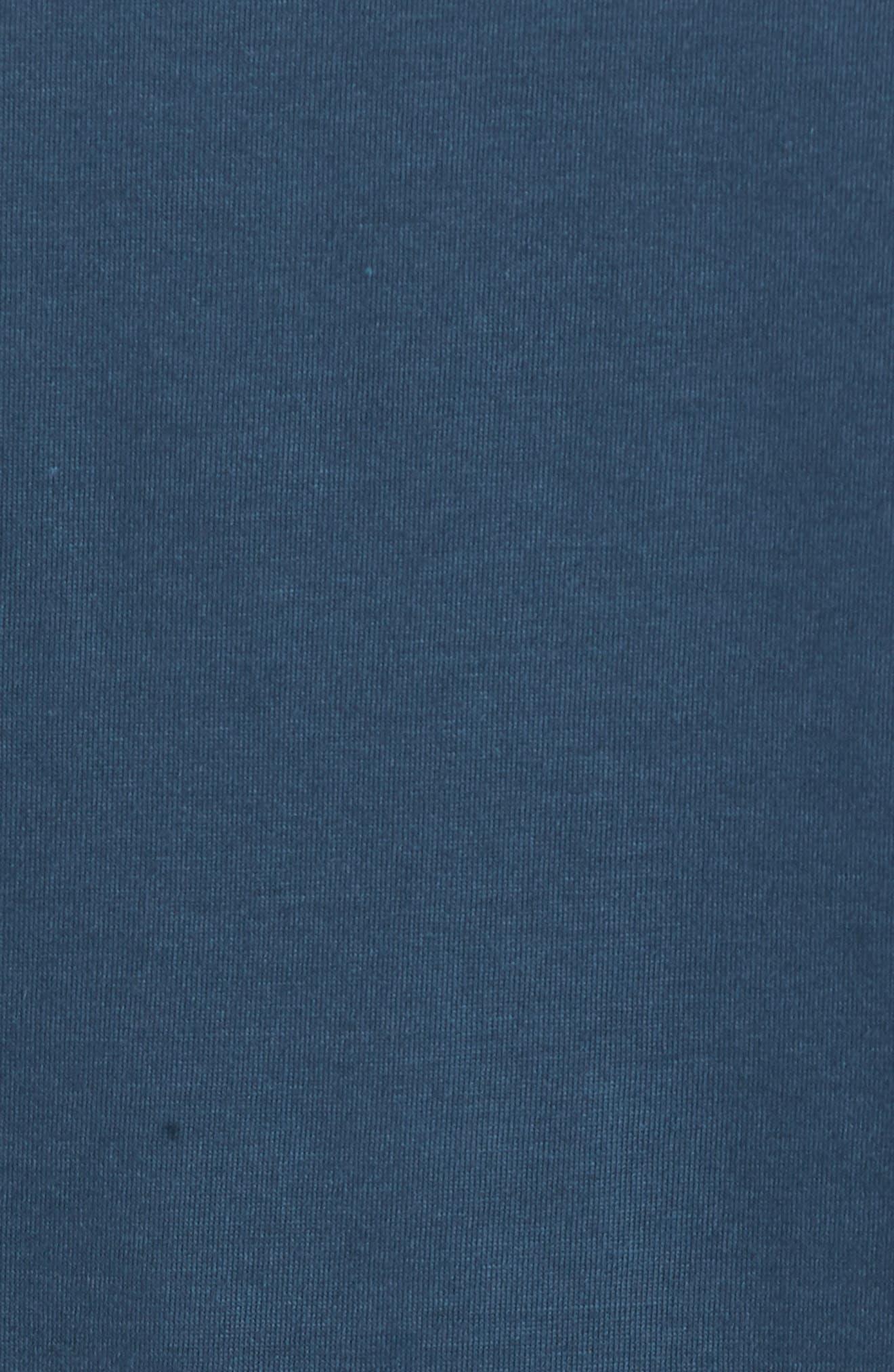 Refined Slim Fit T-Shirt,                             Alternate thumbnail 5, color,                             Lake Front