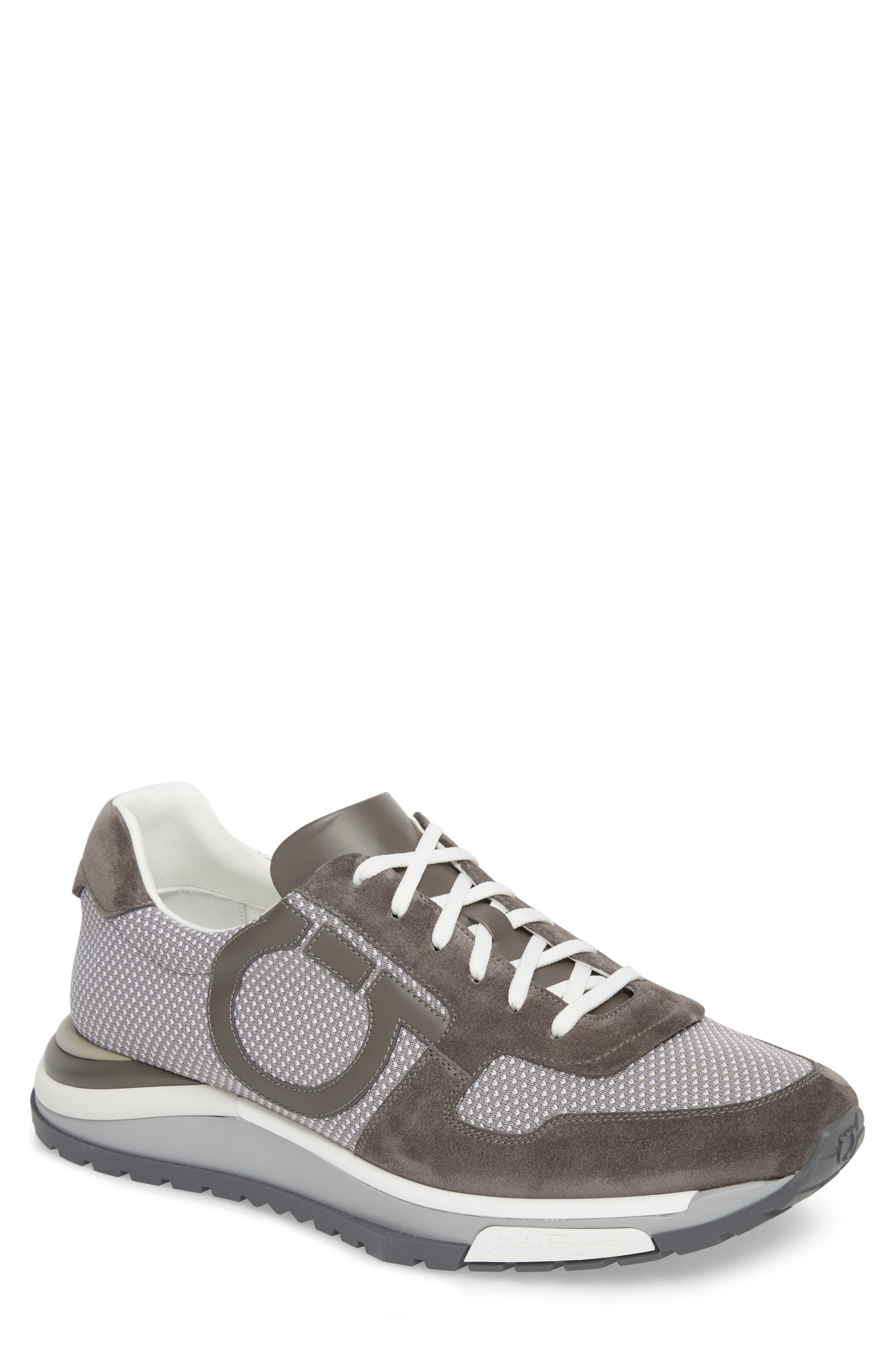 Salvatore Ferragamo Brooklyn 2 Woven Sneaker (Men)