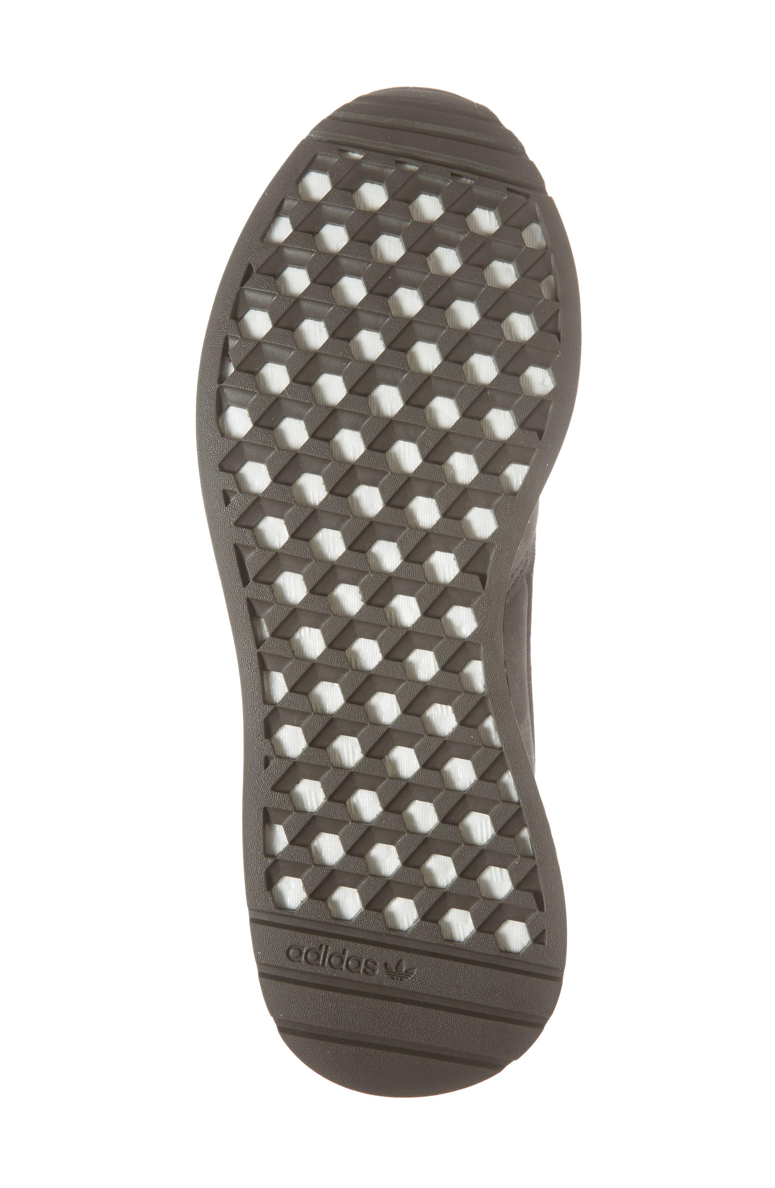 New York Present Arsham Sneaker,                             Alternate thumbnail 6, color,                             Grey