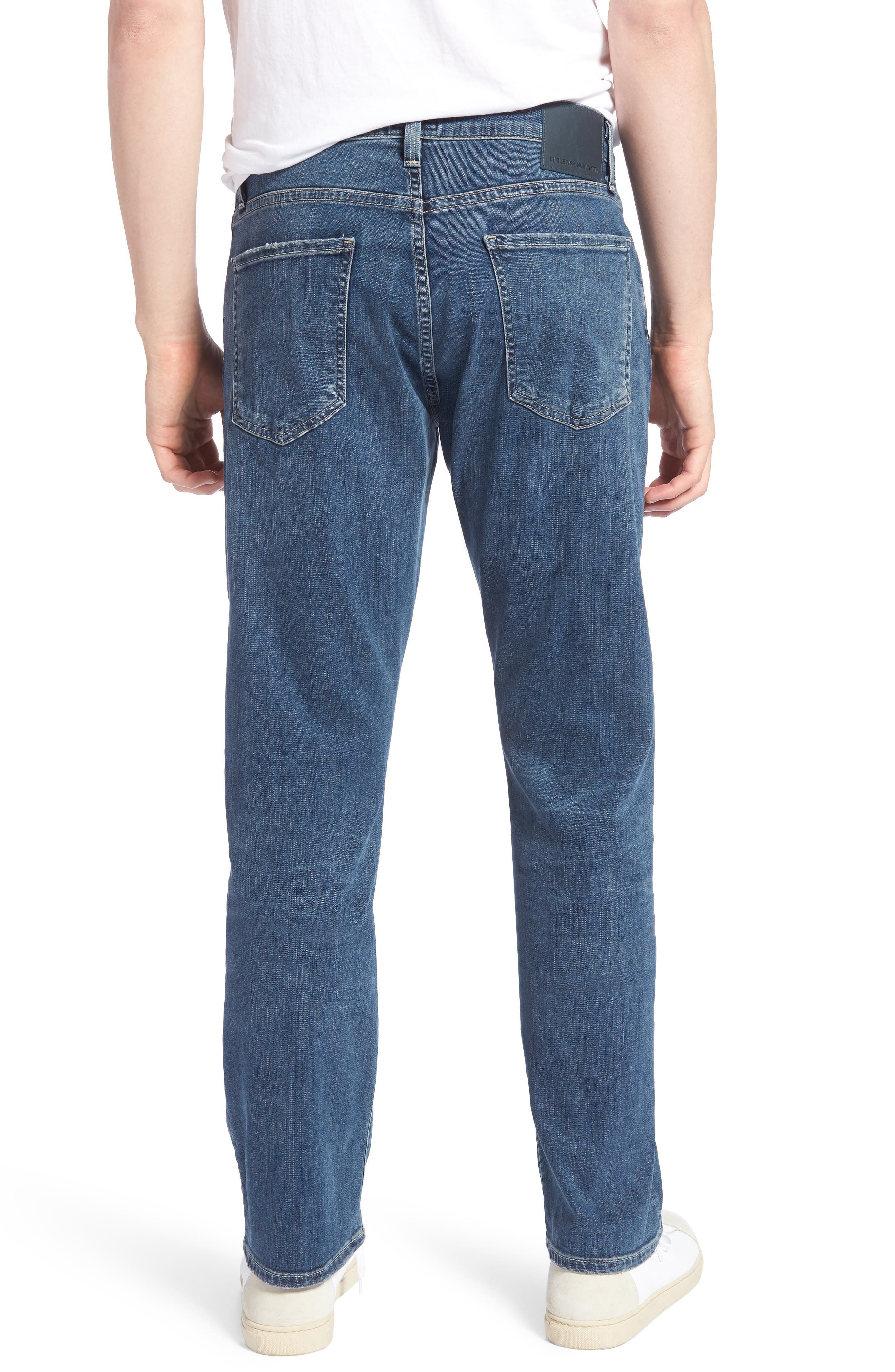 Gage Slim Straight Fit Jeans,                             Alternate thumbnail 2, color,                             Taylor