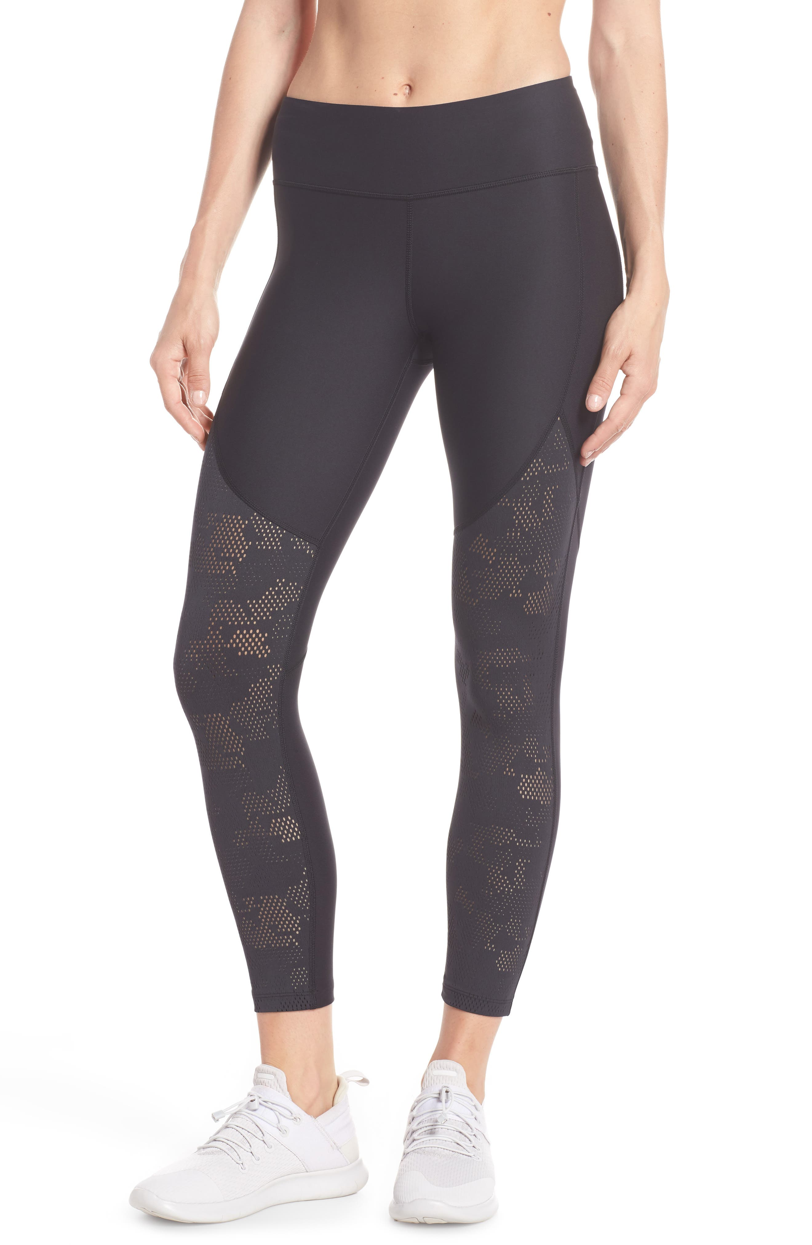 Under Armour Vanish Mesh Ankle Leggings
