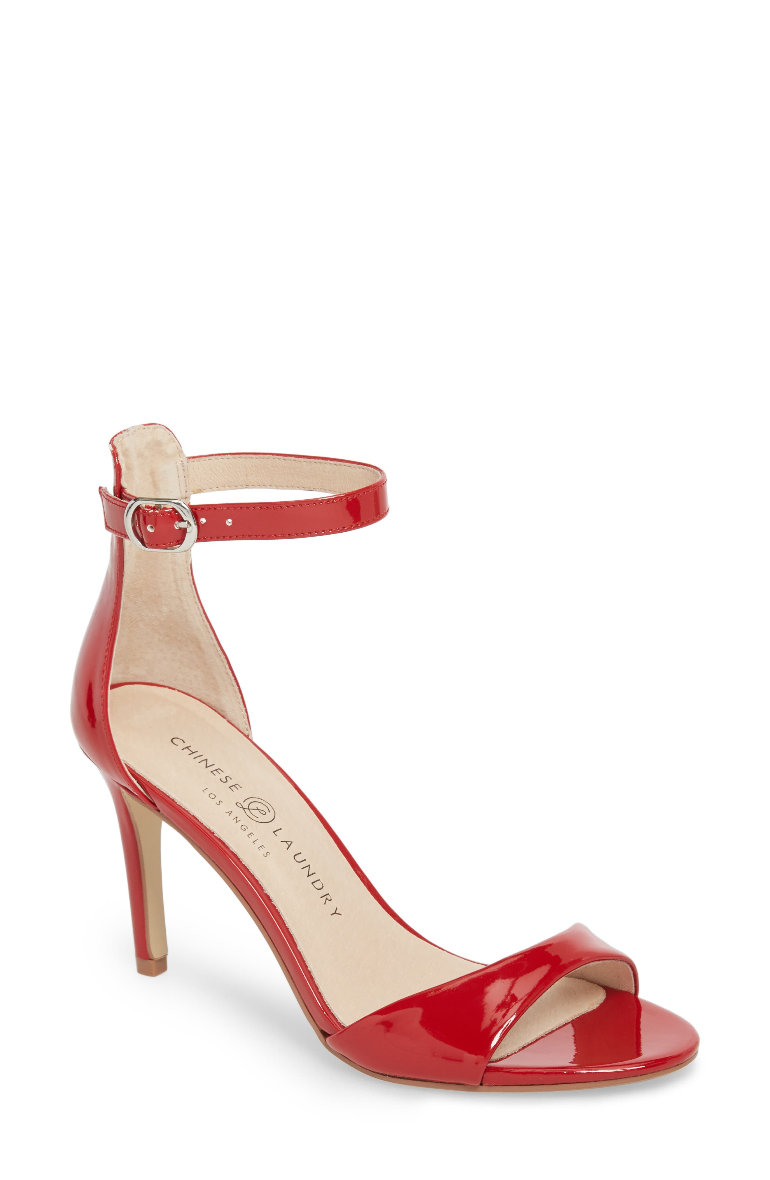 Chinese Laundry Simone Ankle Strap Sandal (Women)