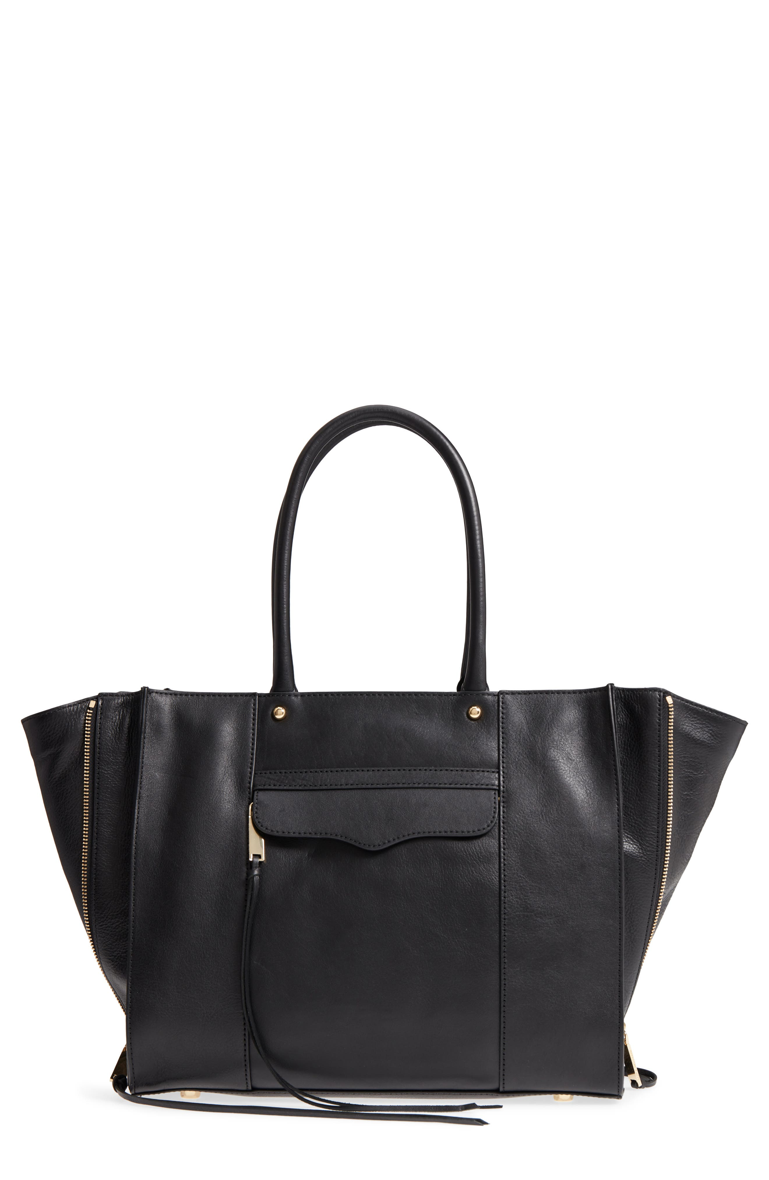 Rebecca Minkoff Medium MAB Leather Tote
