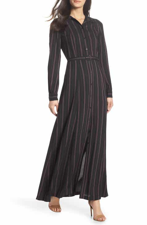 PAIGE Nayven Maxi Dress