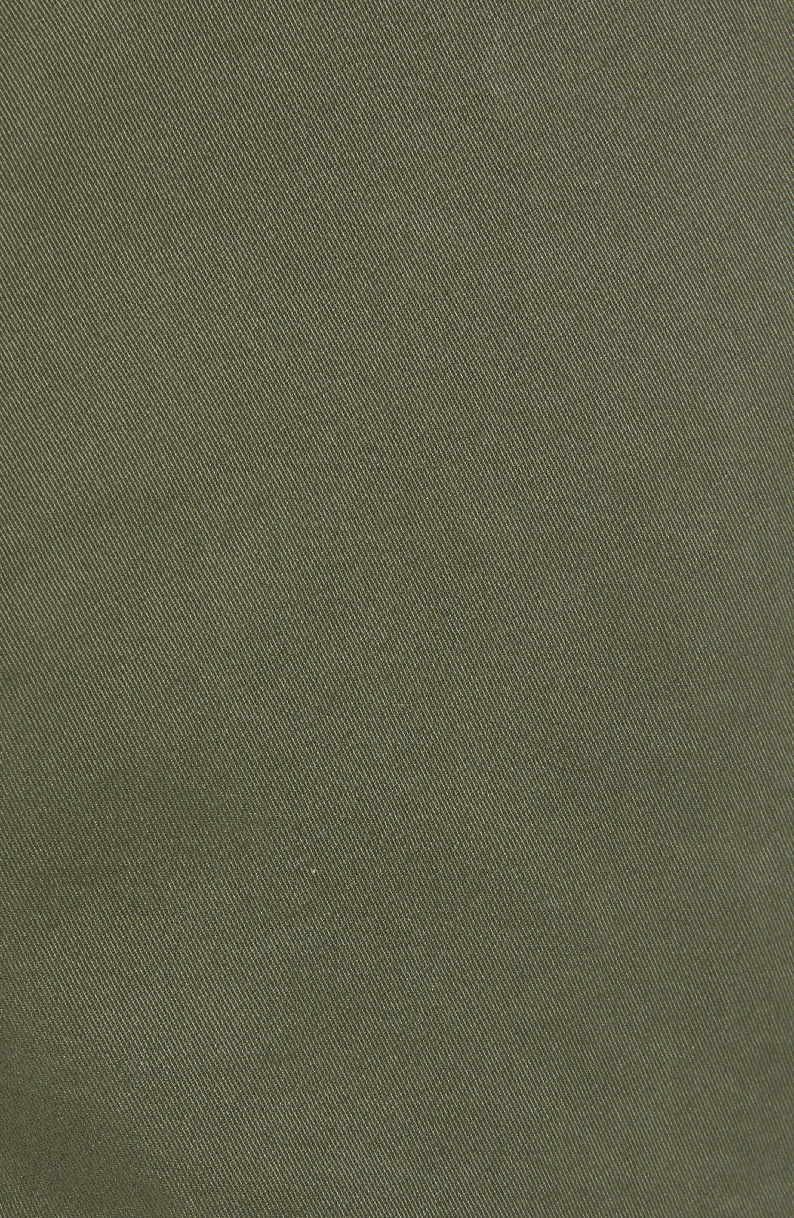 Ted Baker Cargogo Slim Fit Shorts,                             Alternate thumbnail 5, color,                             Khaki