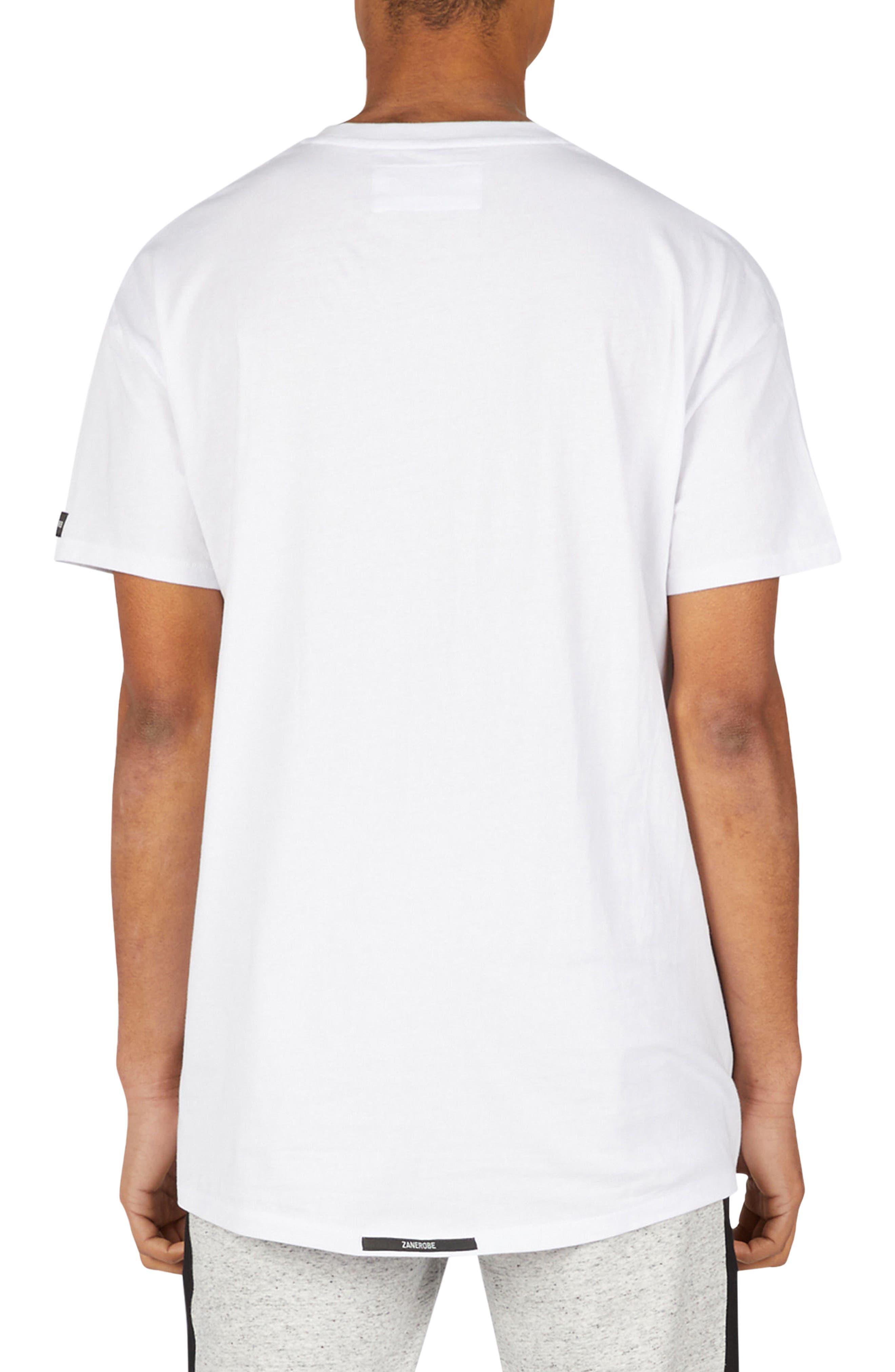 Team Rugger T-Shirt,                             Alternate thumbnail 2, color,                             White