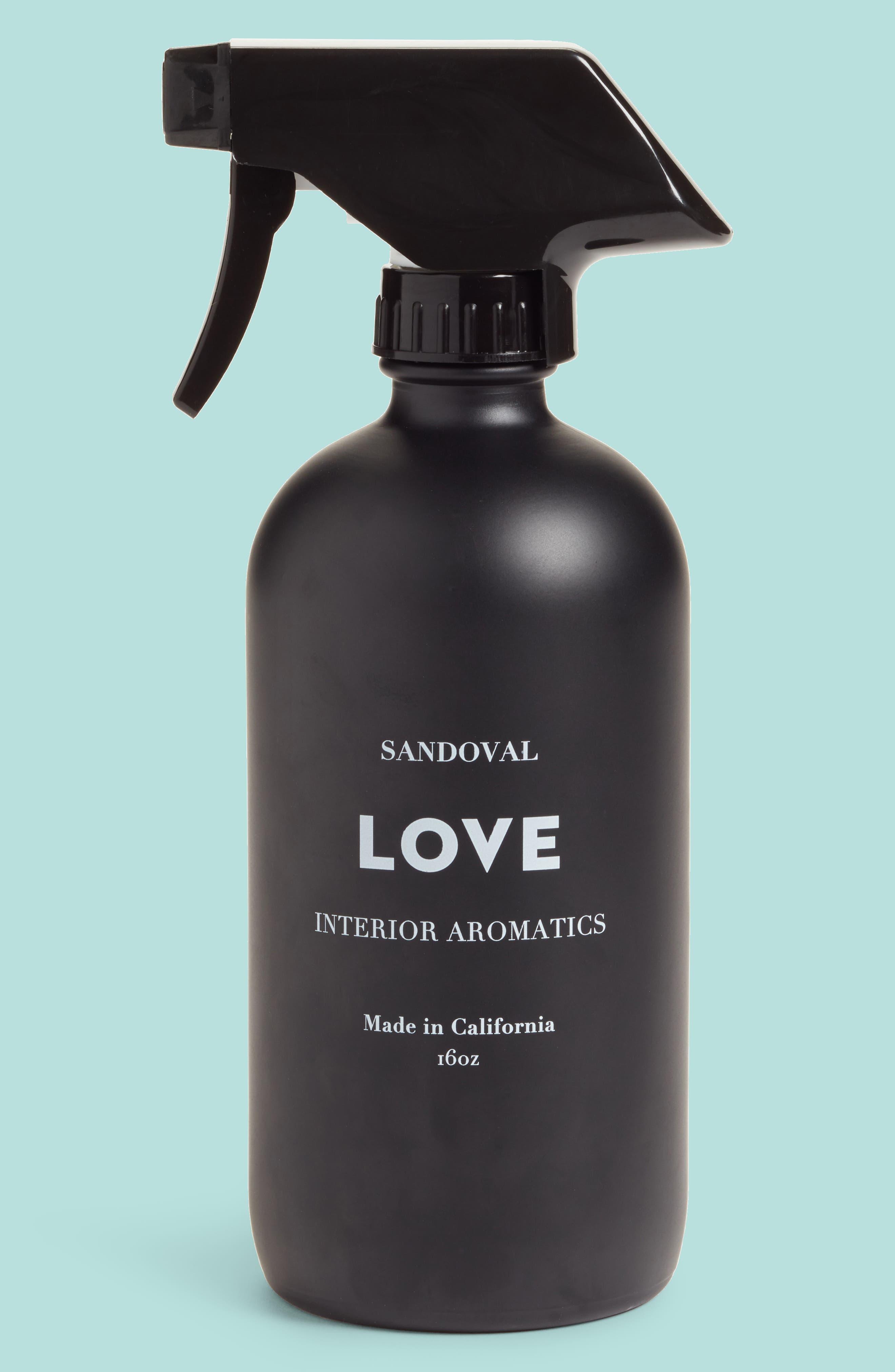 Love Interior Aromatic Room Spray,                         Main,                         color, None