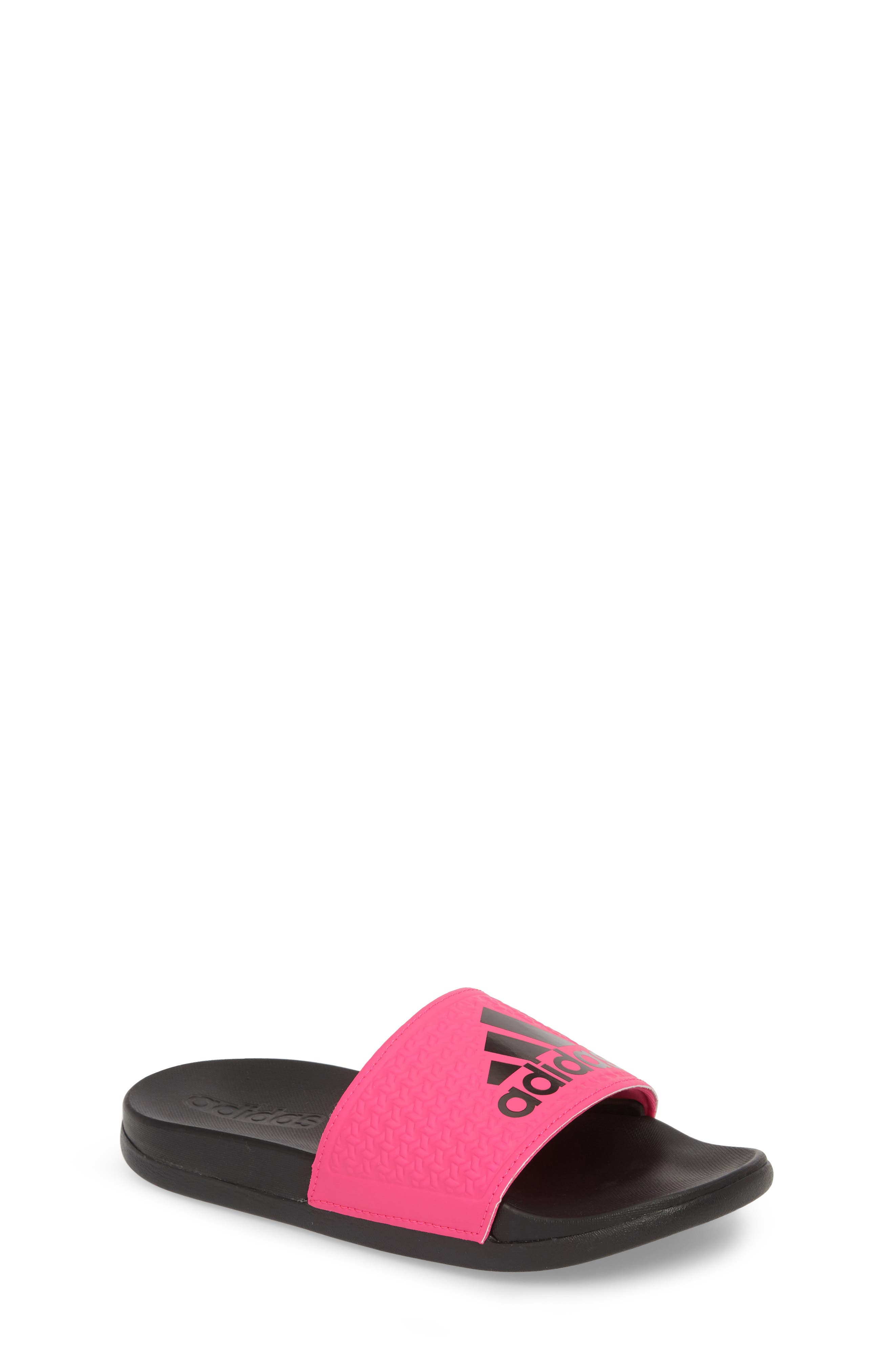adidas Adilette CF K Sport Slide (Toddler, Little Kid & Big Kid)