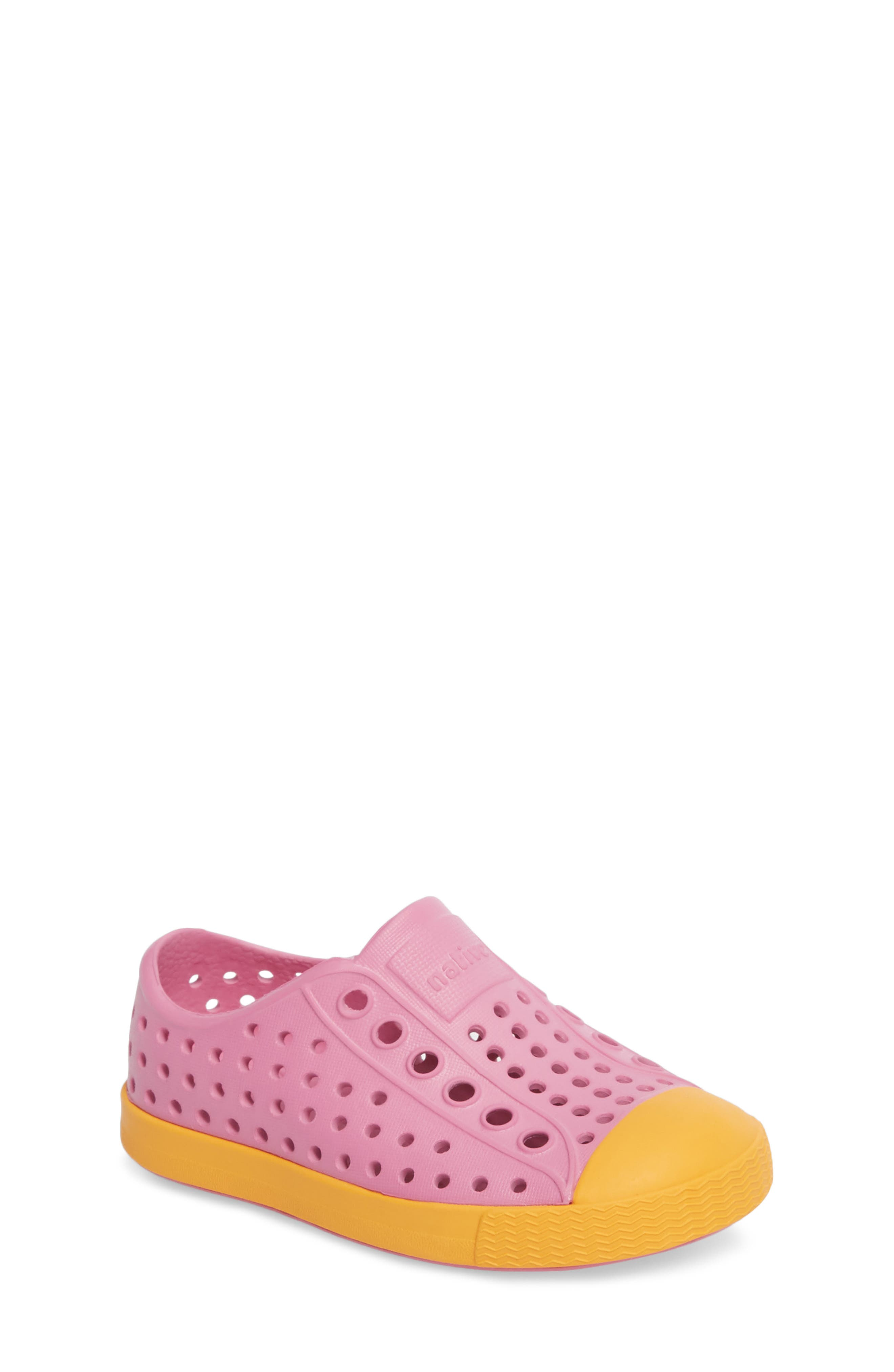 Native Shoes 'Jefferson' Water Friendly Slip-On Sneaker (Baby, Walker,