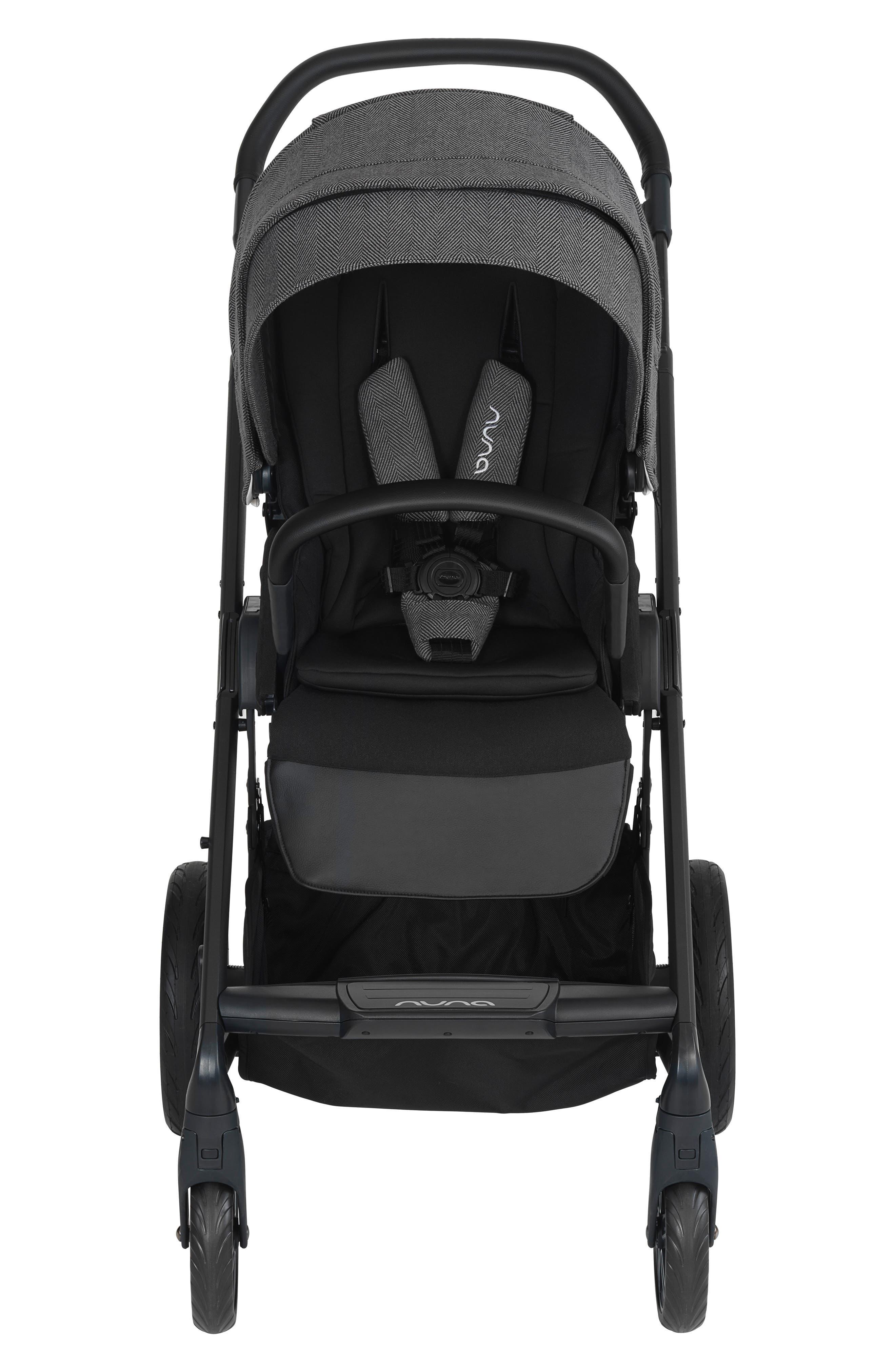 2019 MIXX<sup>™</sup> Stroller & PIPA<sup>™</sup> Lite LX Infant Car Seat Set Travel System,                             Alternate thumbnail 3, color,                             Verona Caviar