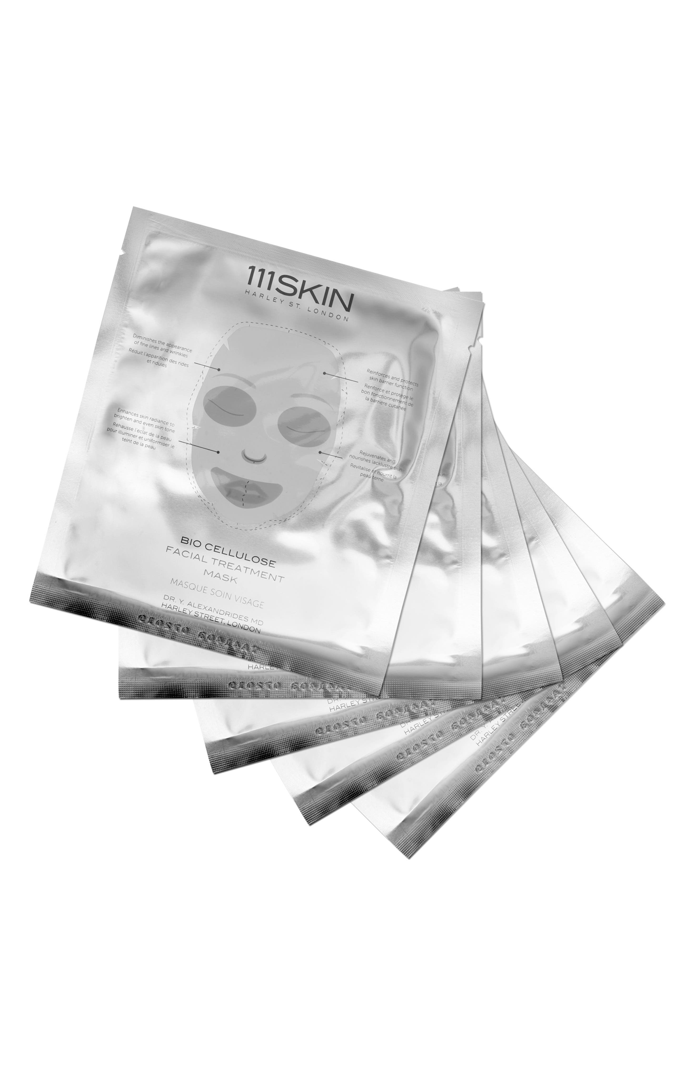 Alternate Image 3  - SPACE.NK.apothecary 111SKIN Bio Cellulose Facial Treatment Mask