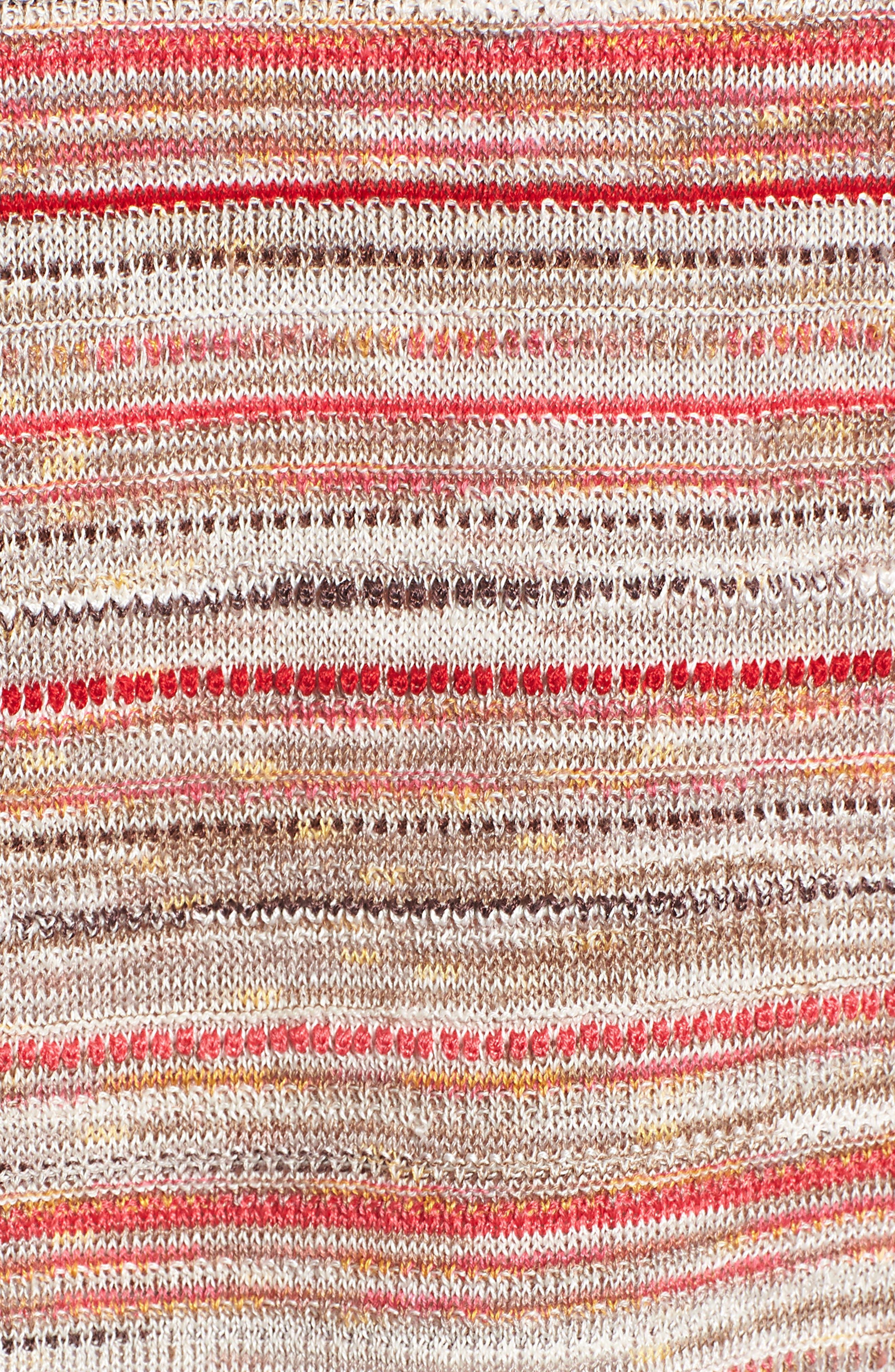 Arizona Sunset Knit Top,                             Alternate thumbnail 5, color,                             Multi