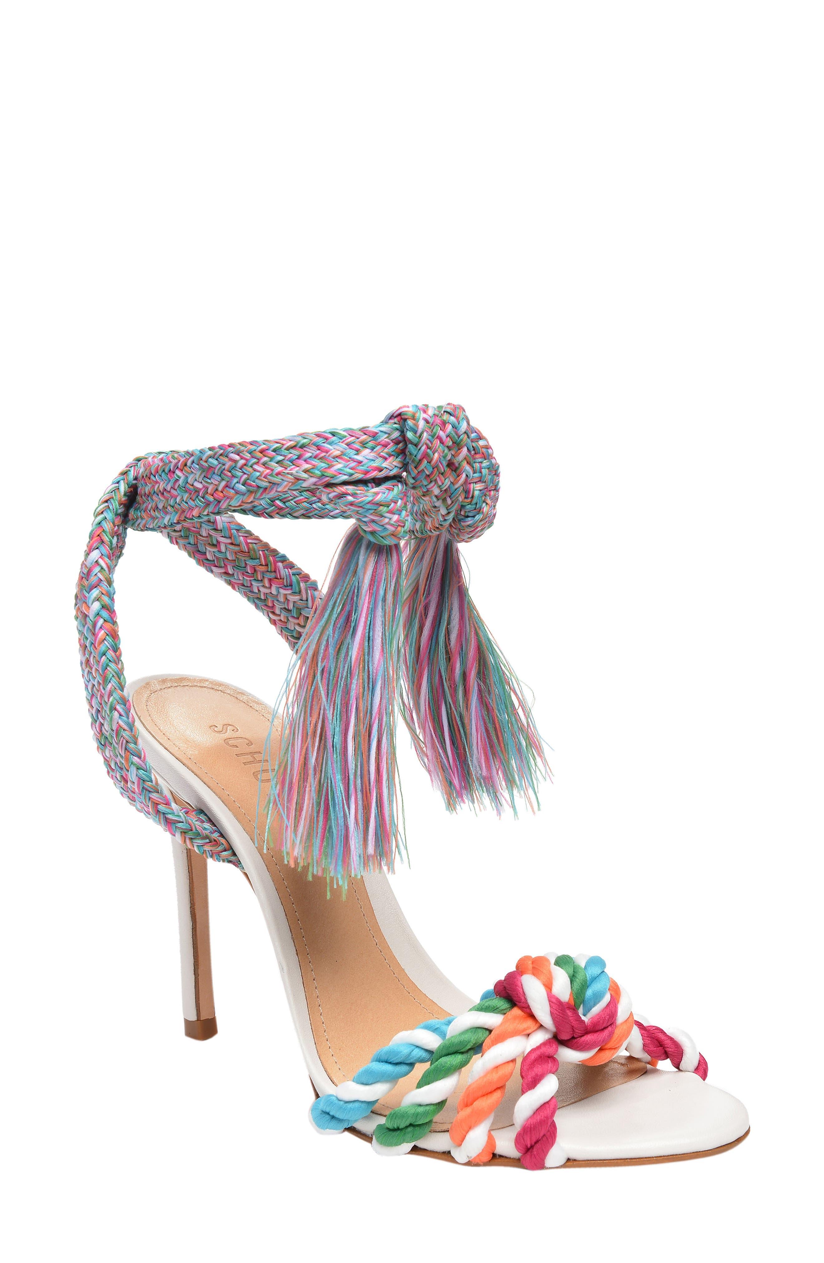 Schutz x Adriana Lima Luces Sandal (Women)