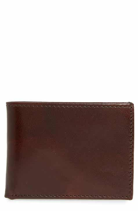 d8ab6db611fb Johnston & Murphy Leather Wallet