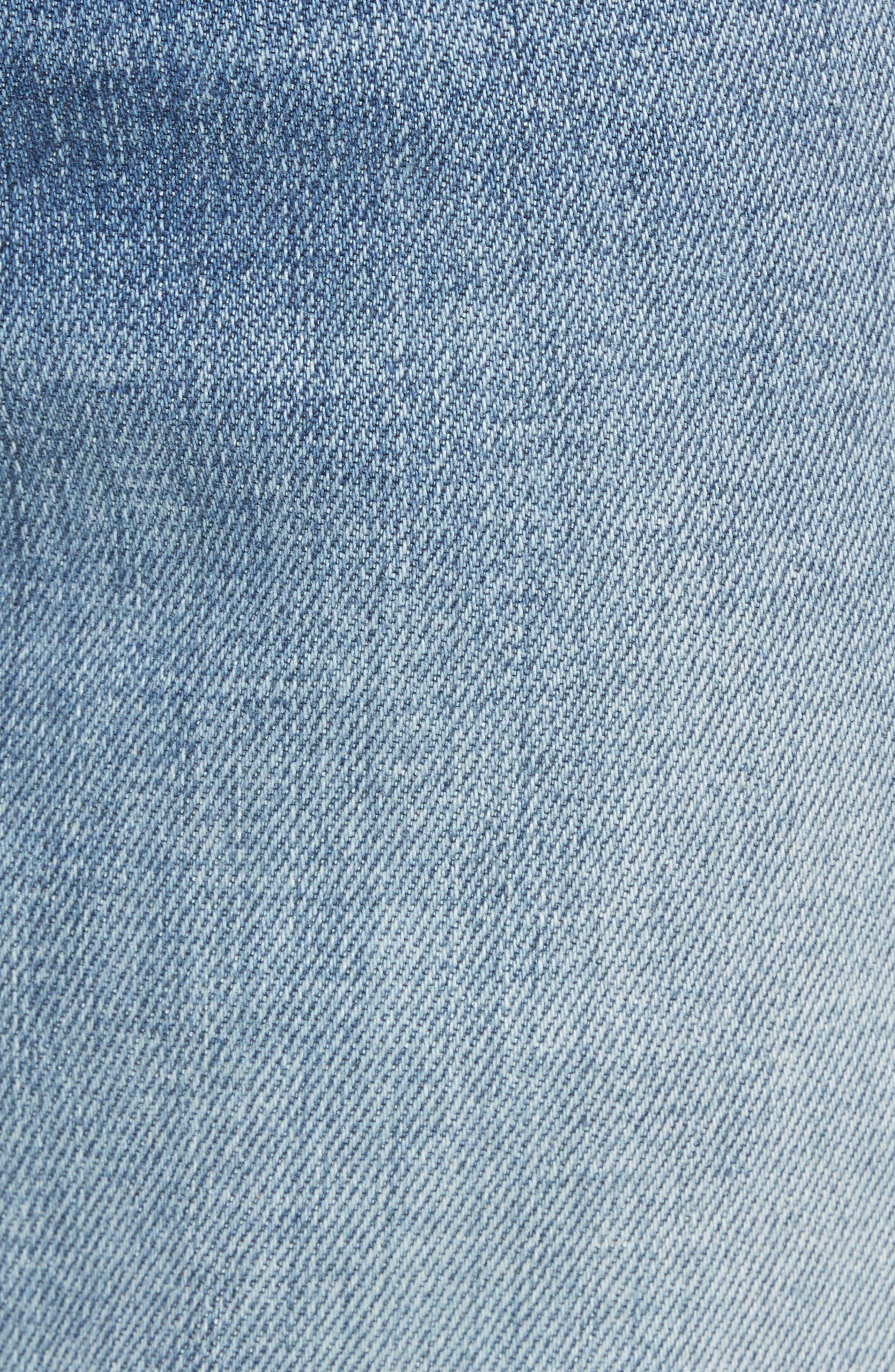 L'Homme Slim Fit Jeans,                             Alternate thumbnail 5, color,                             Yucca