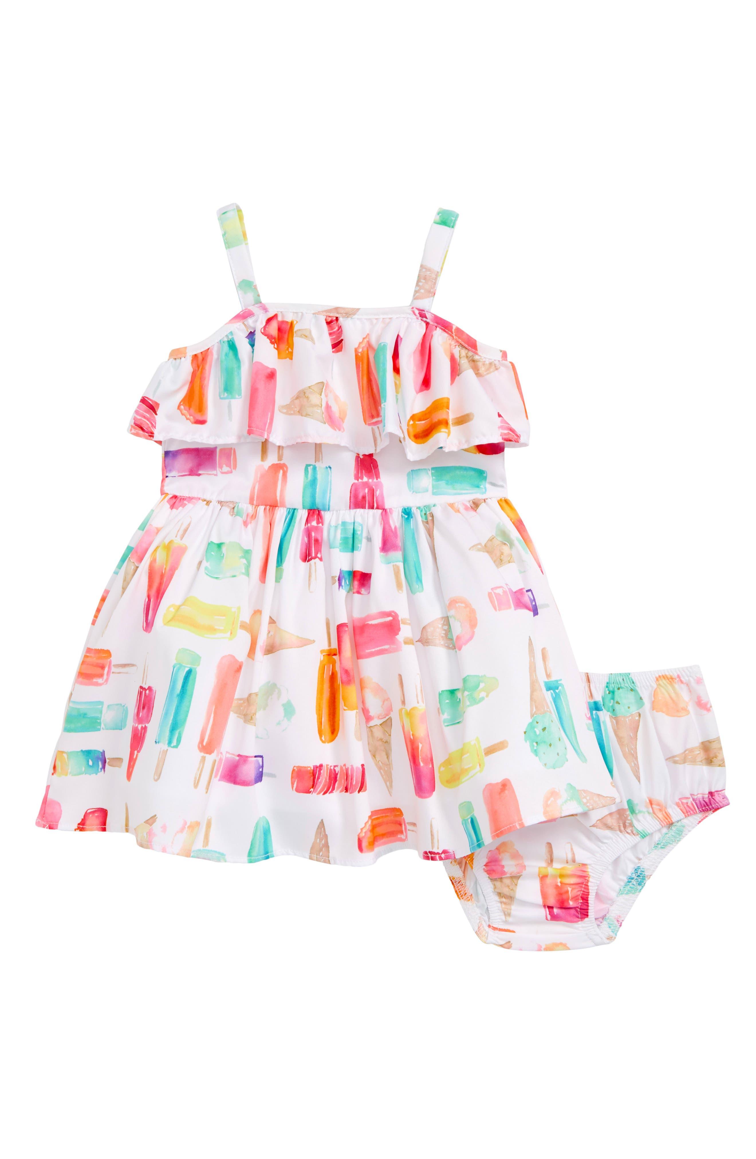 kate spade new york ice pops dress (Baby Girls)