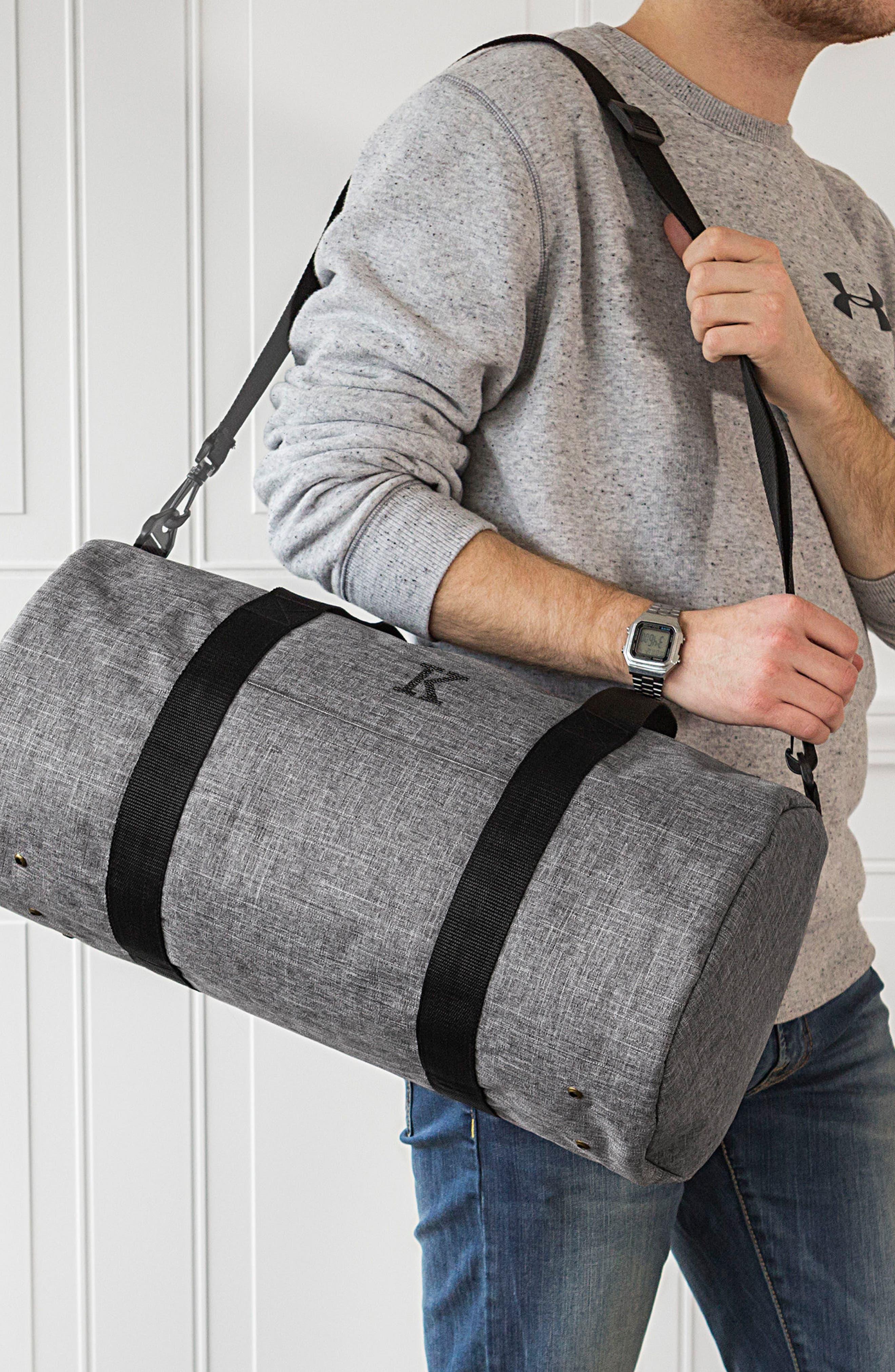 Monogram Duffel Bag,                             Alternate thumbnail 7, color,