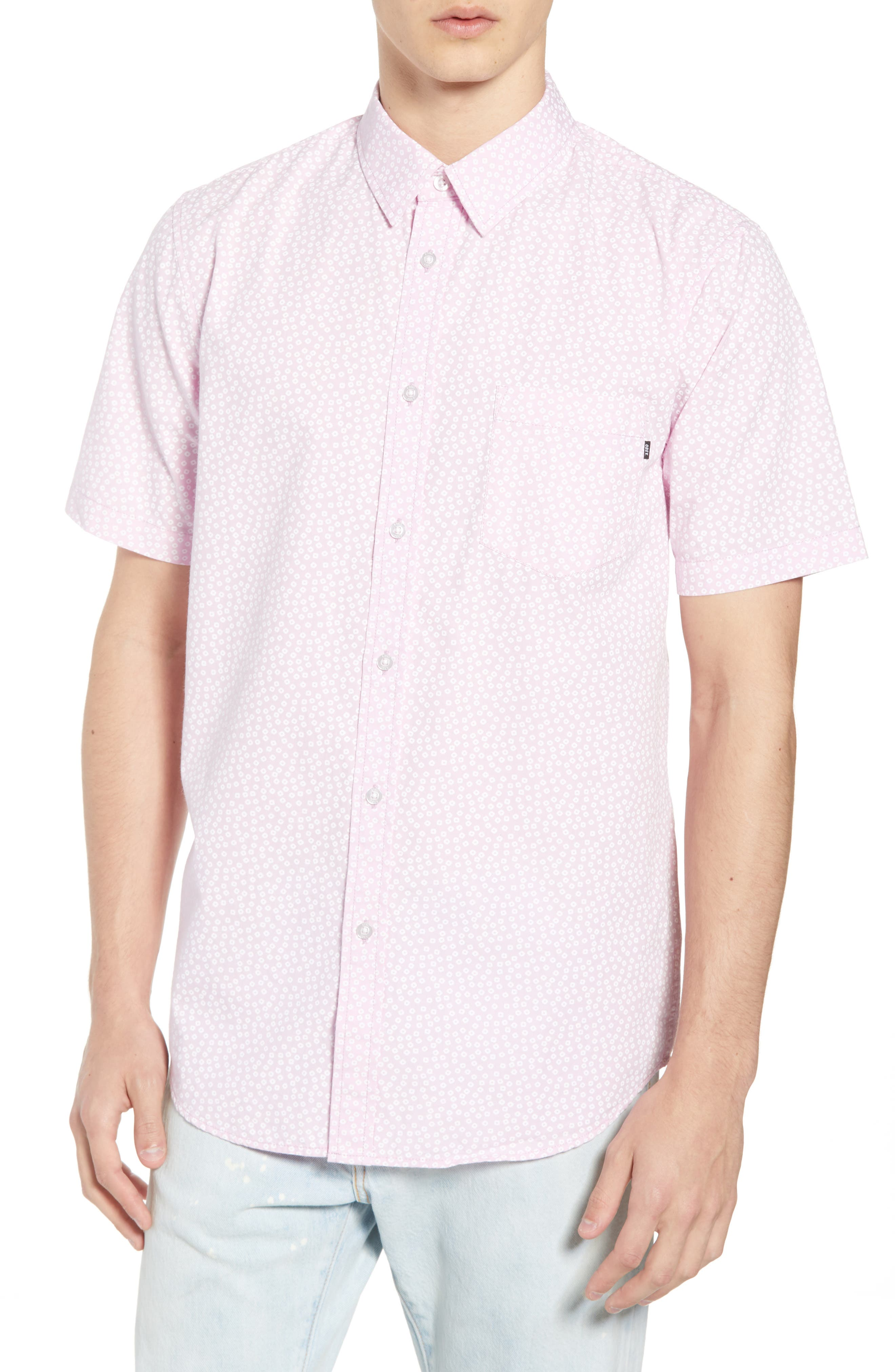 Obey Norris Woven Shirt