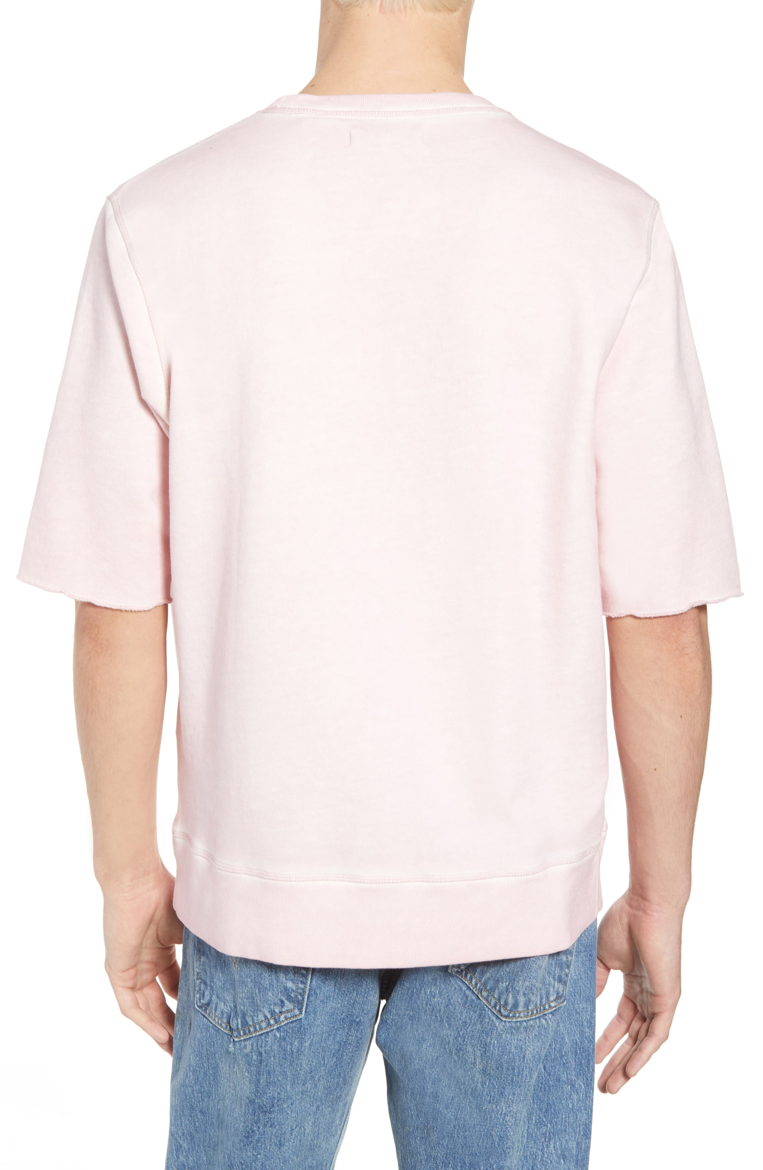 Levis'<sup>®</sup> Made & Crafted<sup>™</sup> Standard Fit T-Shirt,                             Alternate thumbnail 2, color,                             Keepsake Lilac