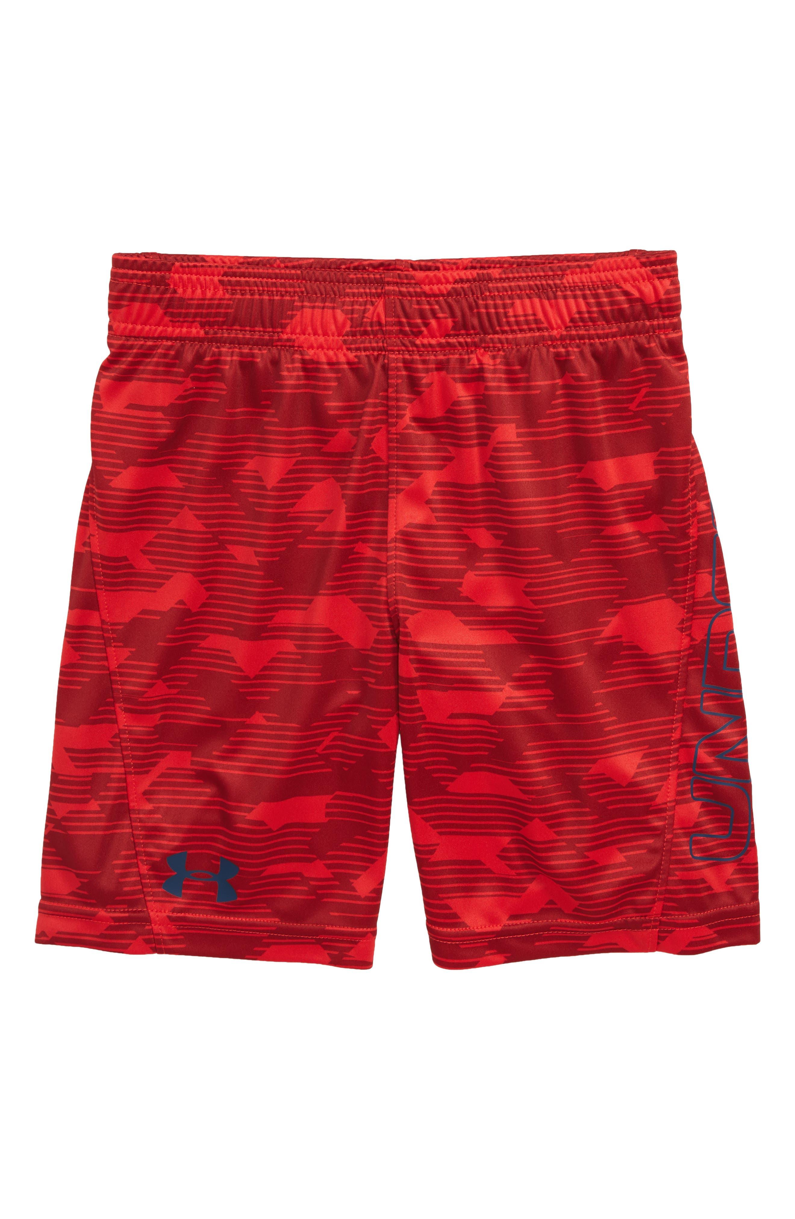 Under Armour Edge Camo HeatGear® Shorts (Toddler Boys & Little Boys)
