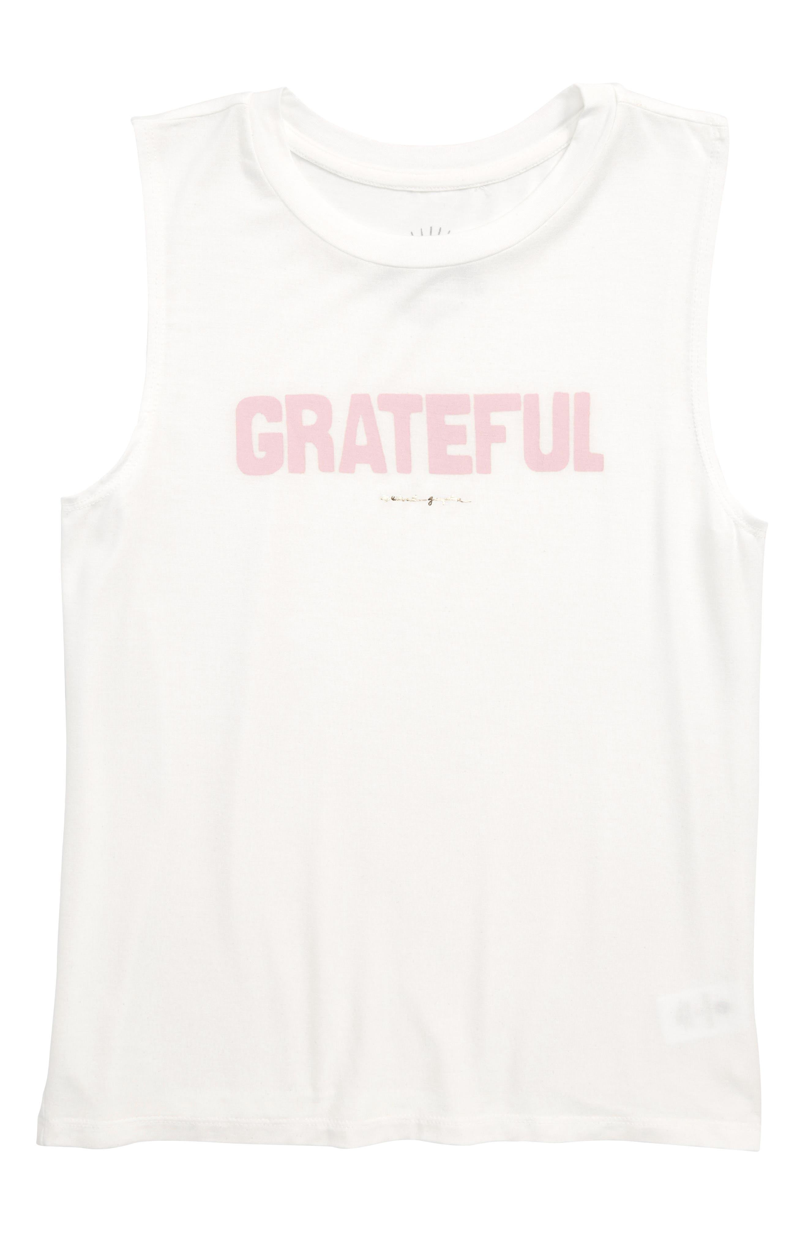Spiritual Gangster Grateful Tank (Big Girls)
