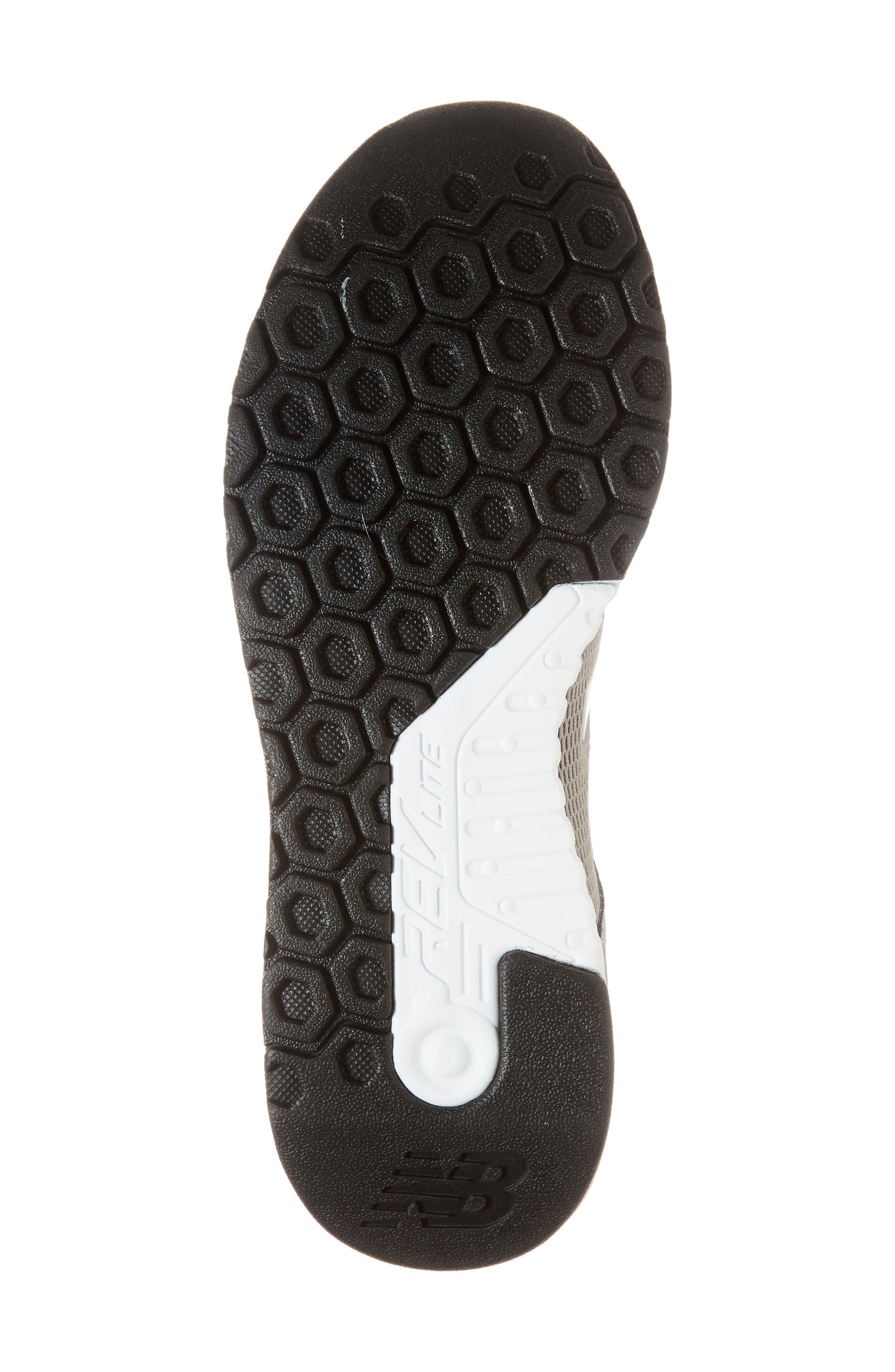 247 Sneaker,                             Alternate thumbnail 6, color,                             Steel