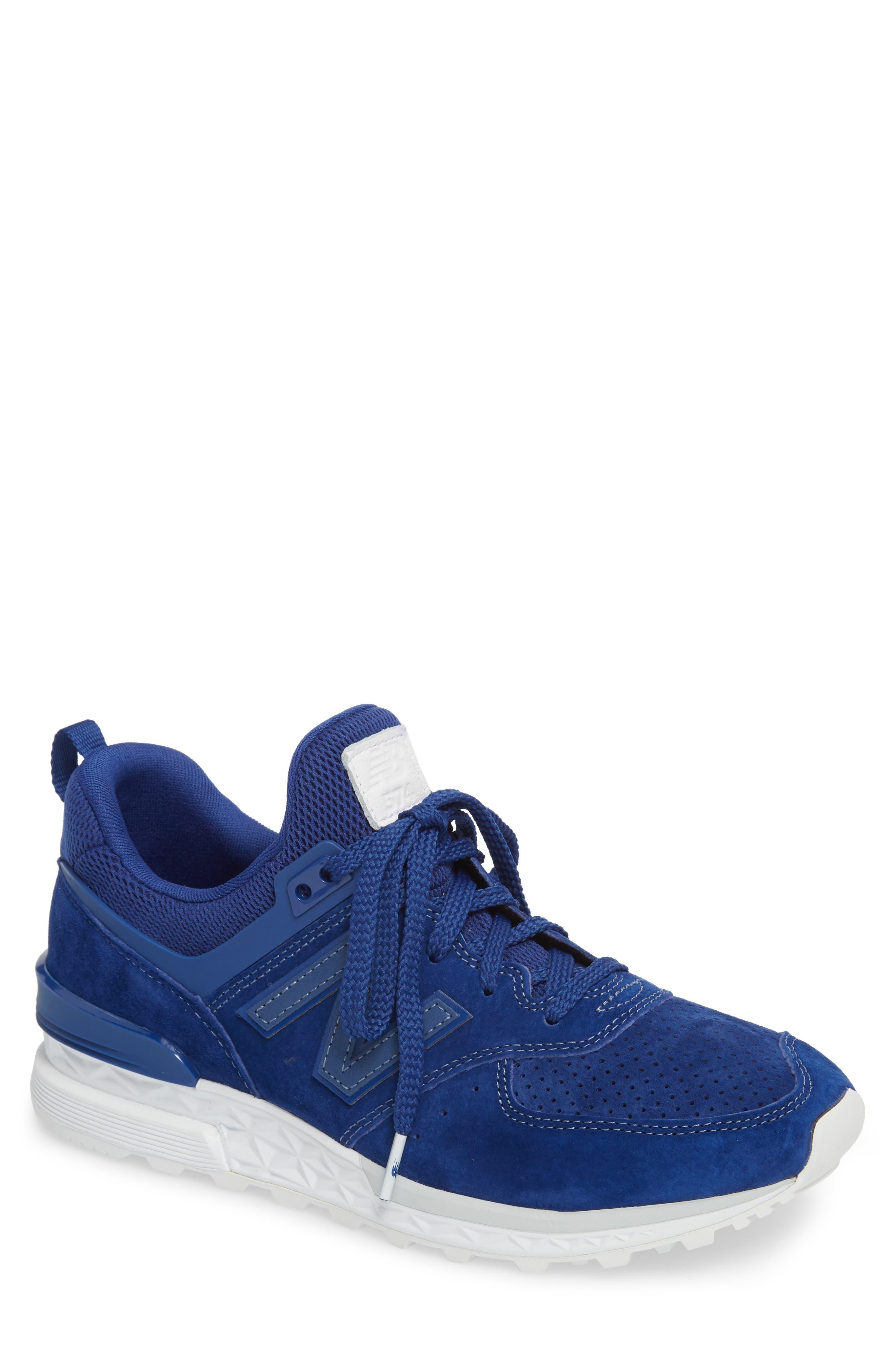 574 Sport Sneaker,                         Main,                         color, Atlantic