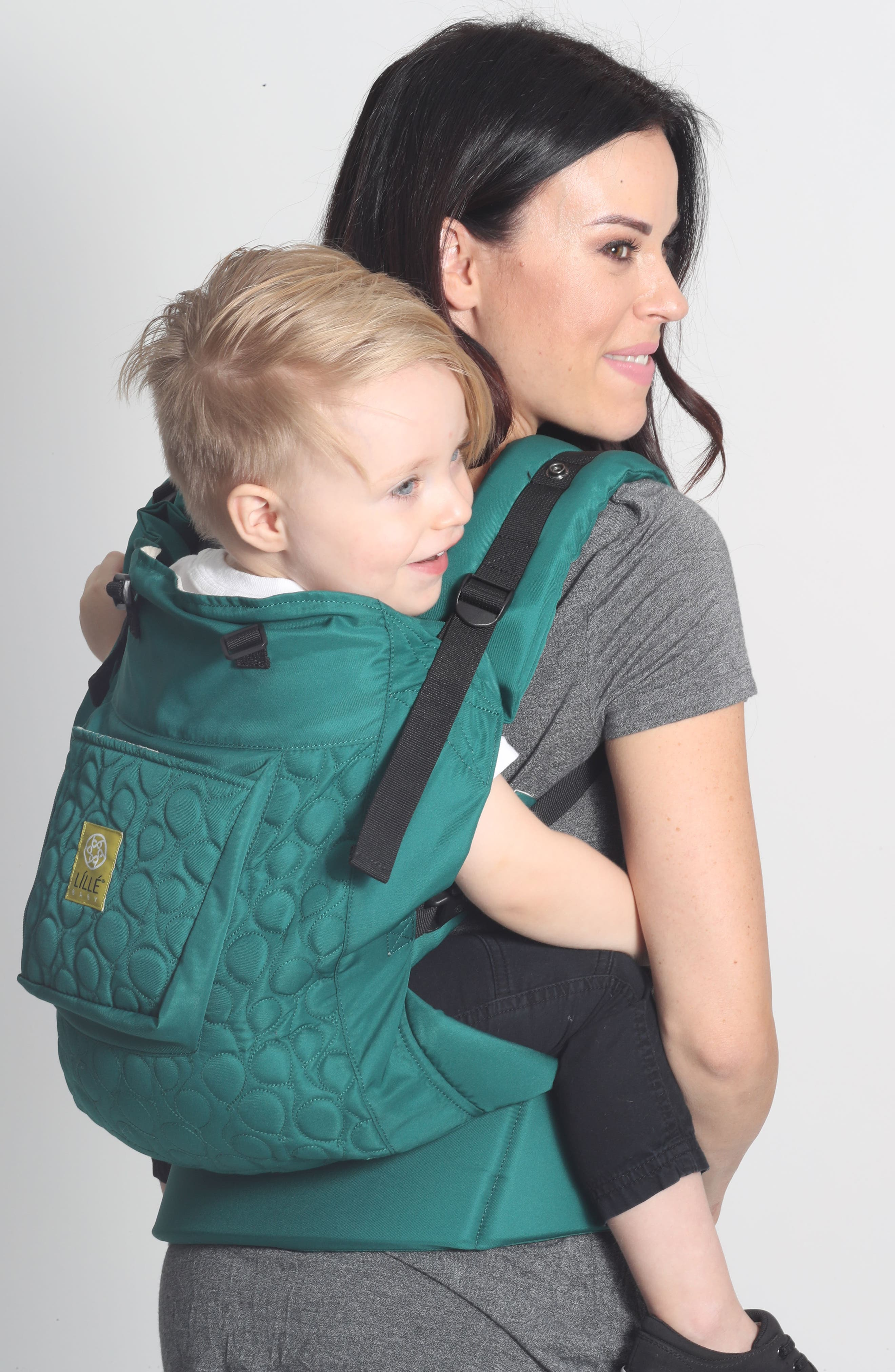 LILLEbaby CarryOn™ Embossed Toddler Carrier