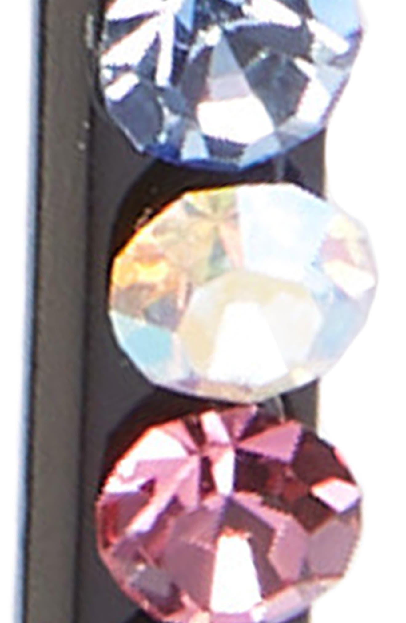 Crystal Headband,                             Alternate thumbnail 2, color,                             Rainbow