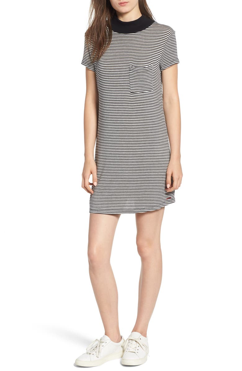Beckett Stripe Sweater Dress