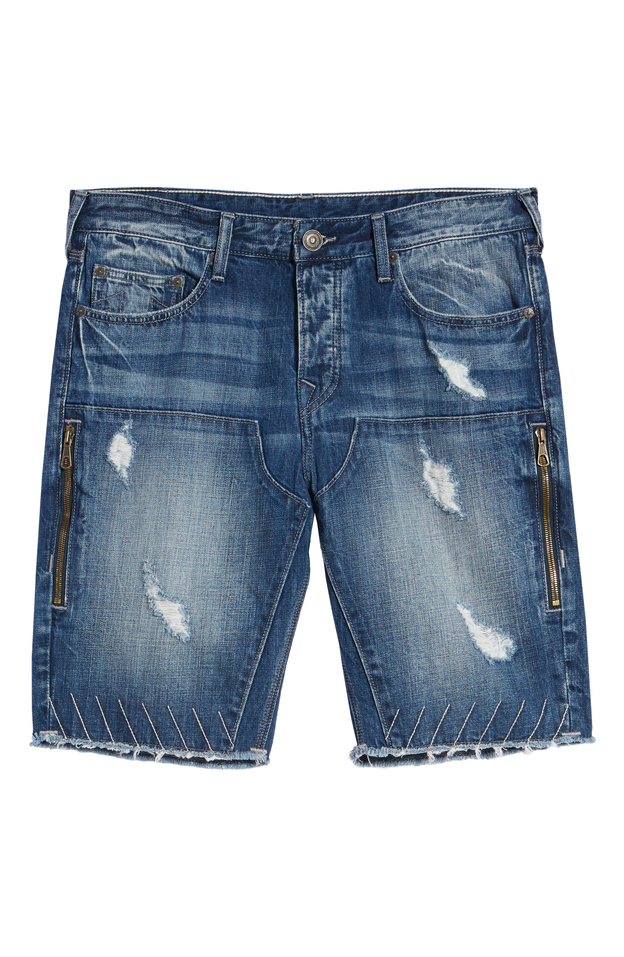 Field Shorts,                             Alternate thumbnail 6, color,                             Worn Glen