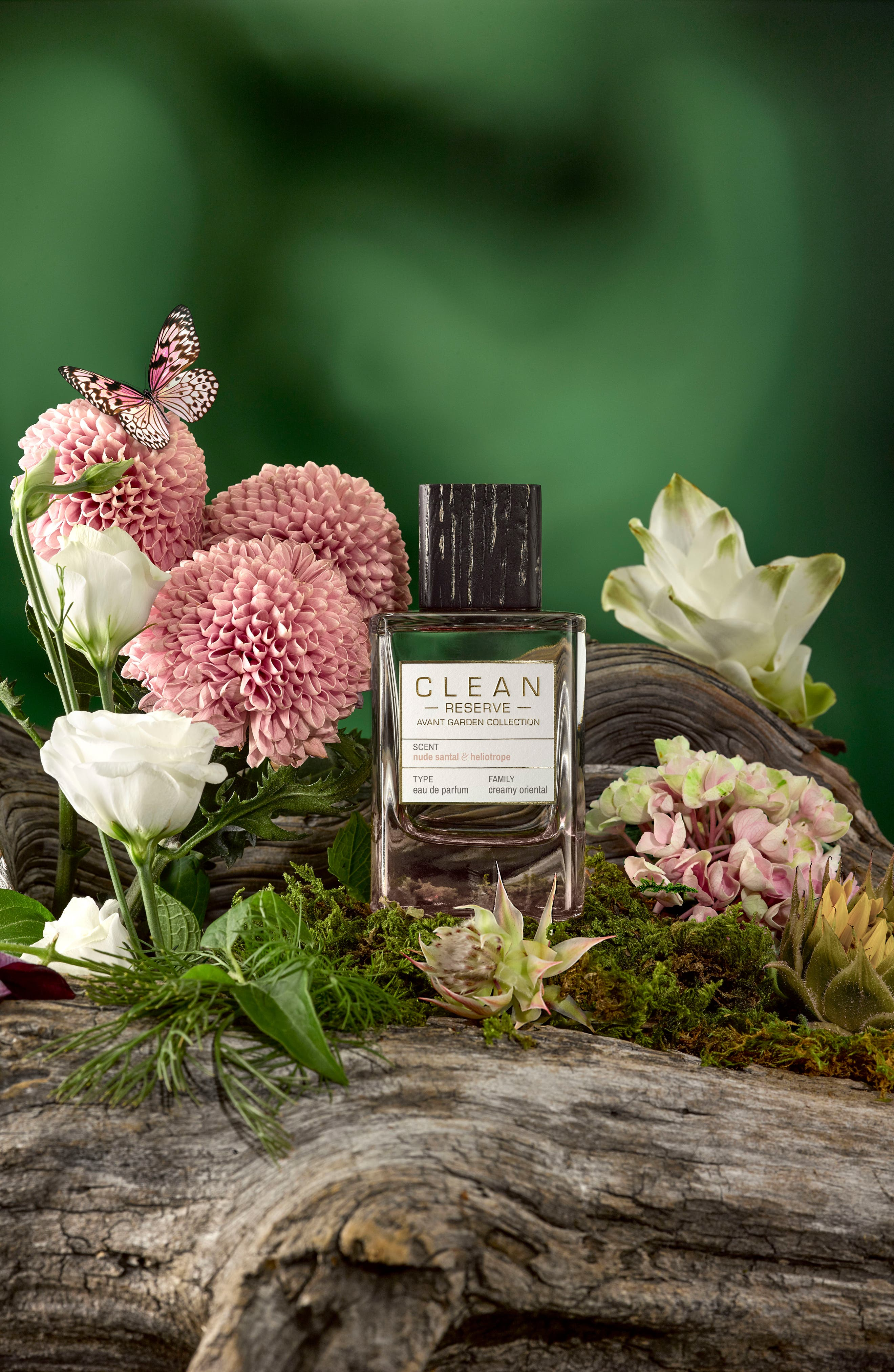 Avant Garden Nude Santal & Heliotrope Eau de Parfum,                             Alternate thumbnail 3, color,                             No Color