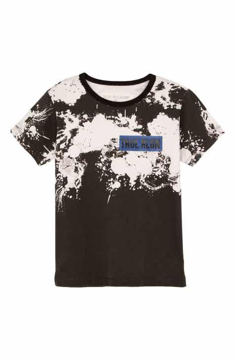 f4fa1596aa True Religion Brand Jeans Paint Splatter T-Shirt (Toddler Boys