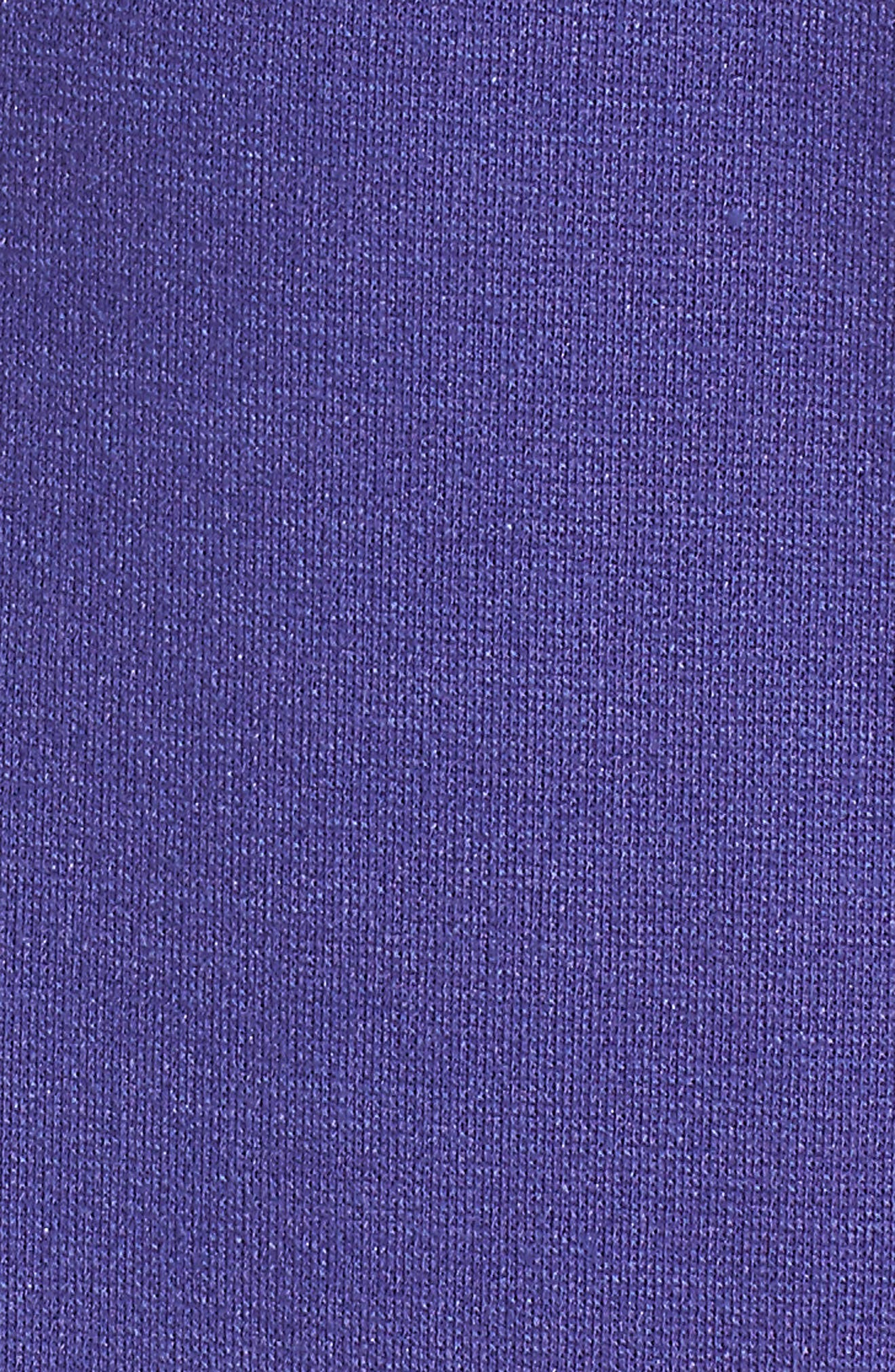 V-Neck Tee,                             Alternate thumbnail 6, color,                             Purple Orient