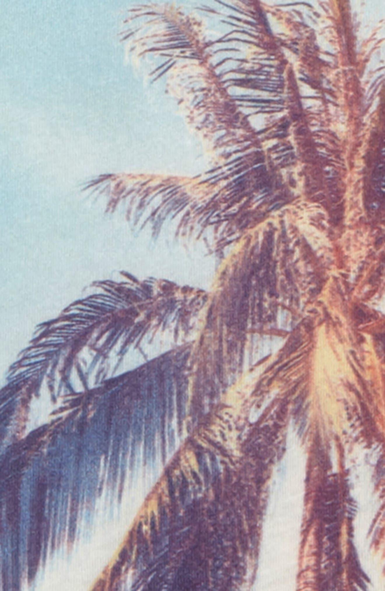 Sunset Boulevard Tee,                             Alternate thumbnail 2, color,                             Ivory