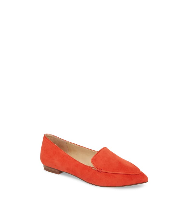 Cammila Pointy Toe Loafer