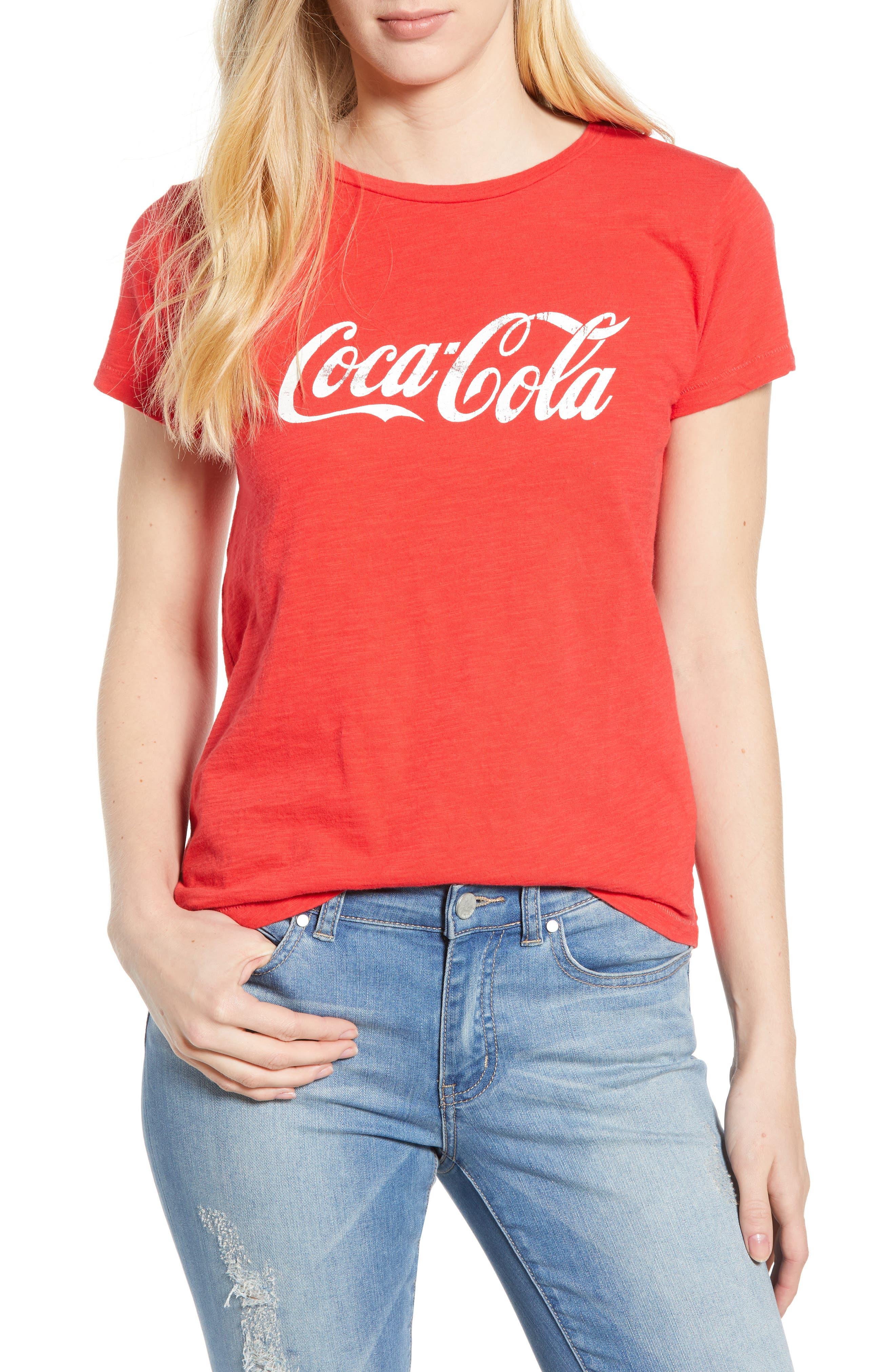 COCA COLA CLASSIC T-SHIRT