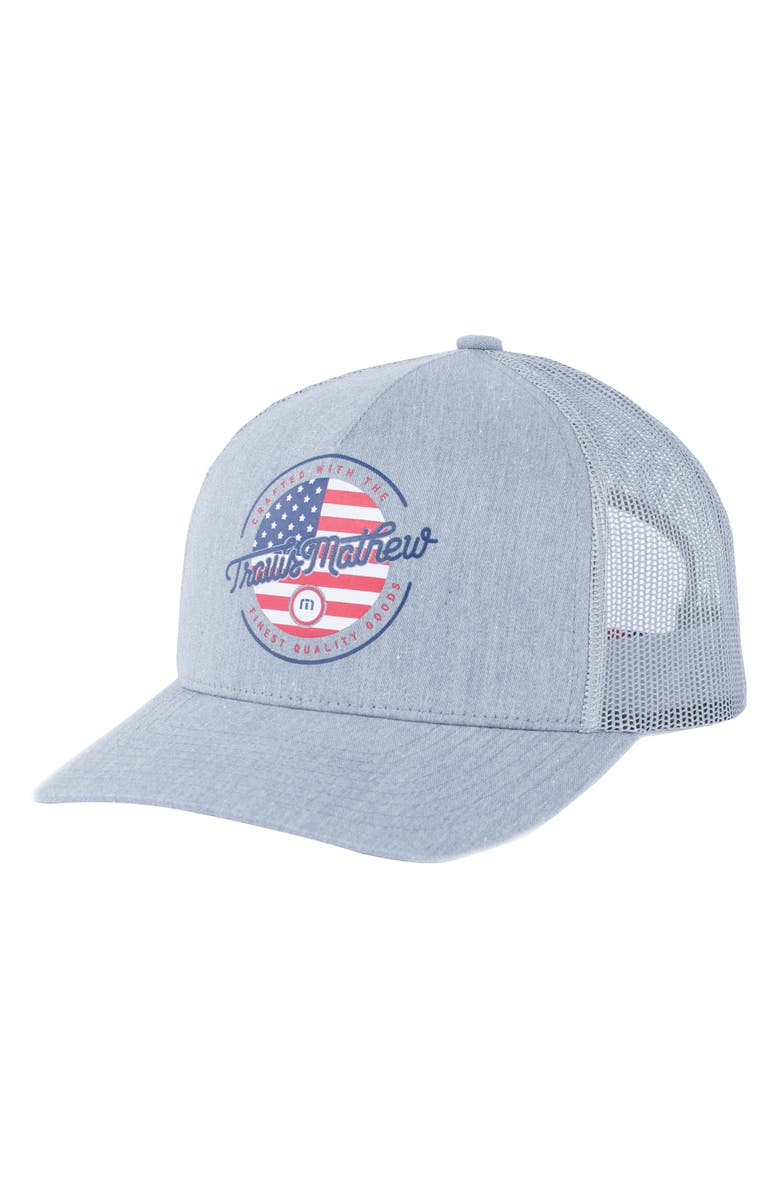Travis Mathew Jimmy Trucker Hat