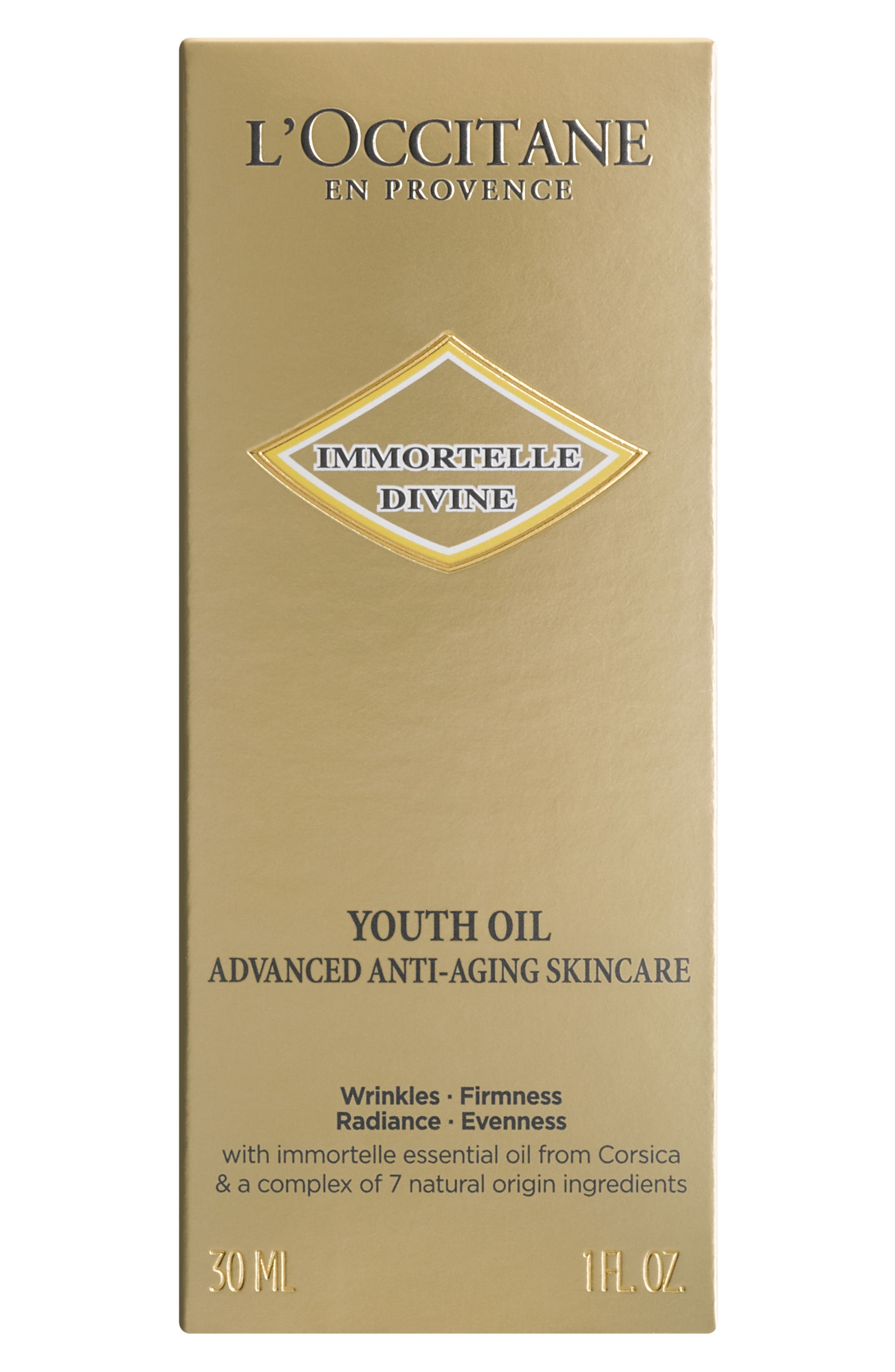 Immortelle Divine Youth Oil,                             Alternate thumbnail 2, color,                             No Color